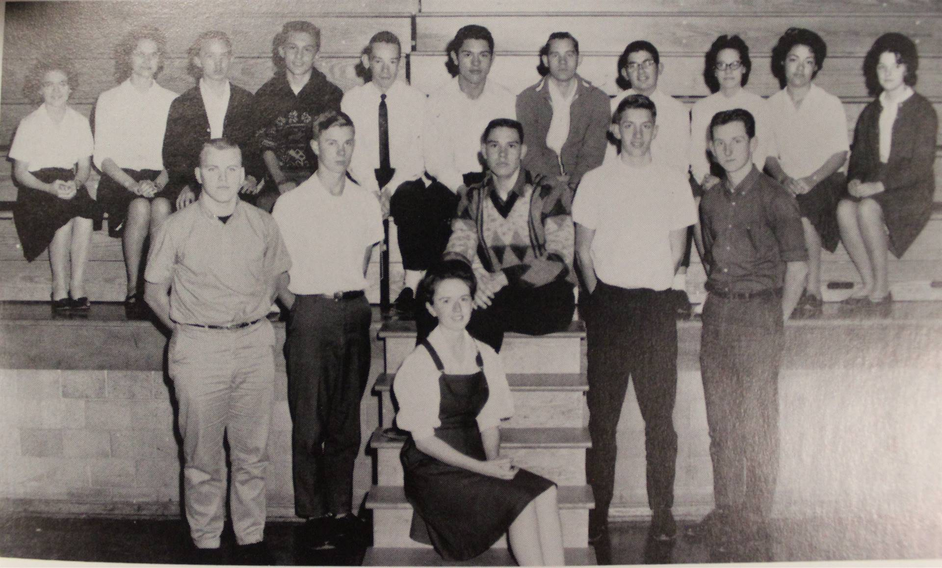 1964 Student Council