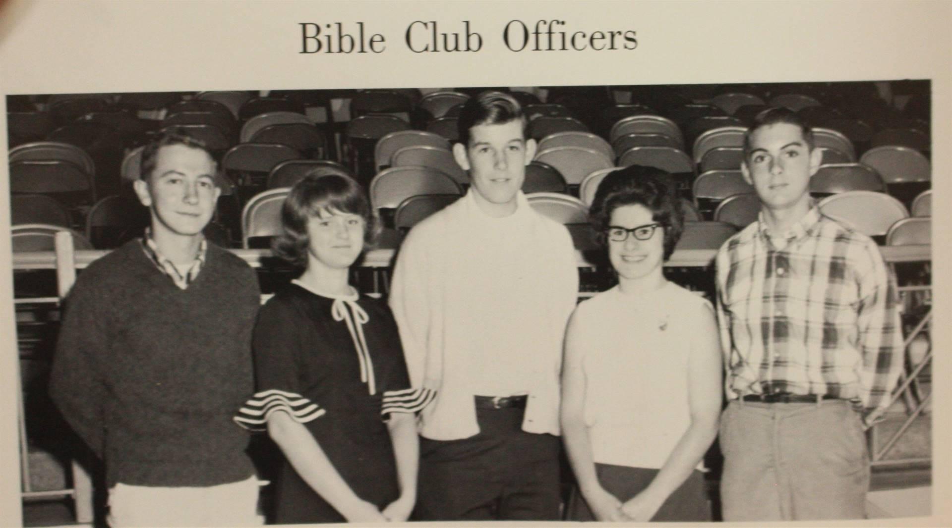 1967 Bible club