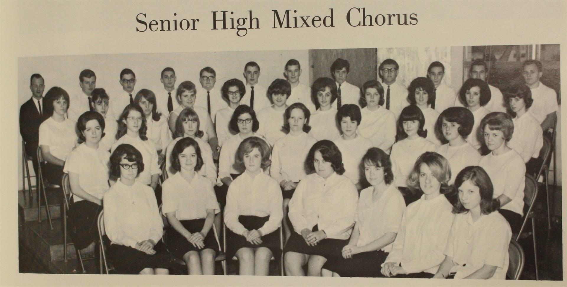 1967 Mixed Chorus