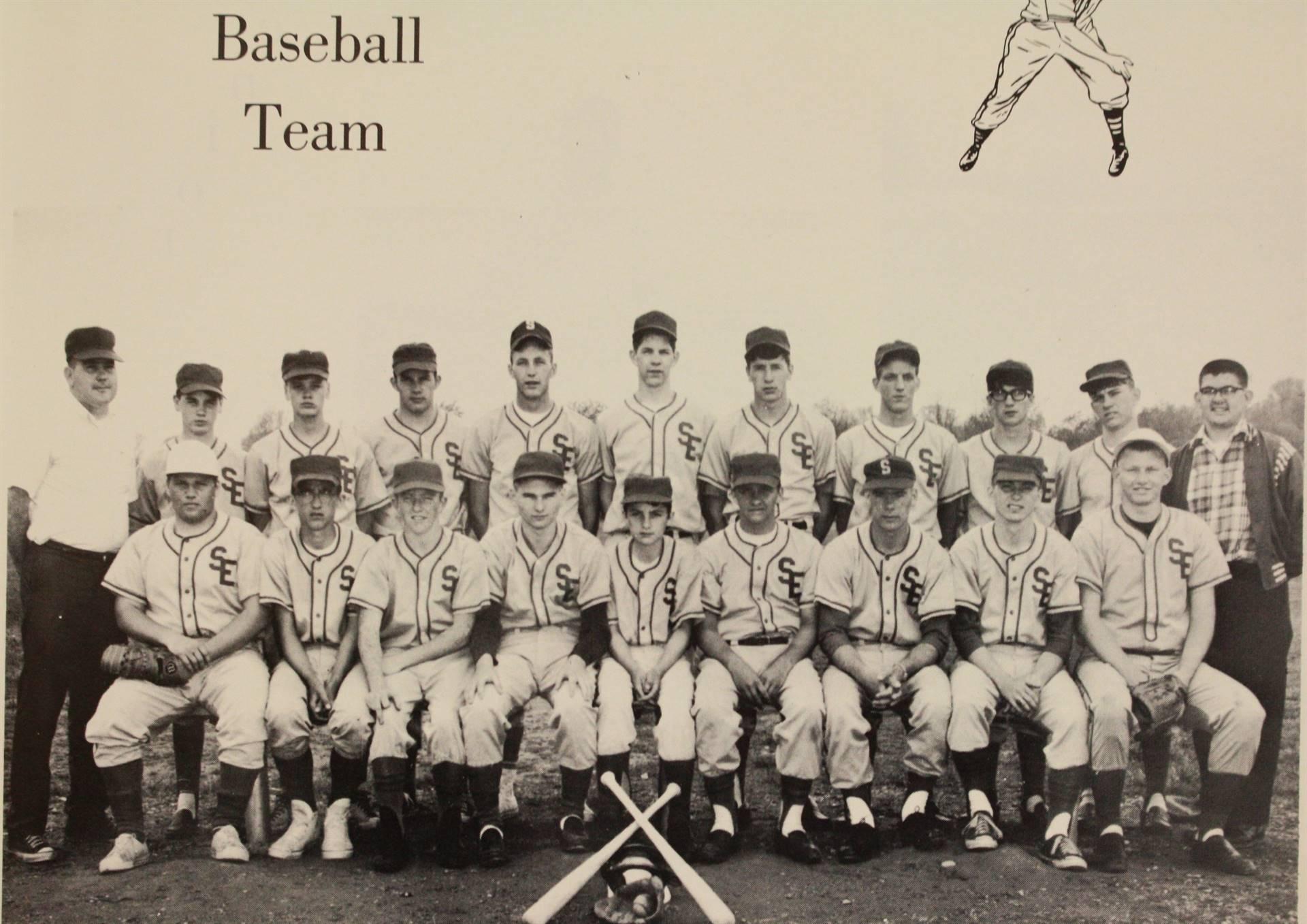 1967 Baseball team