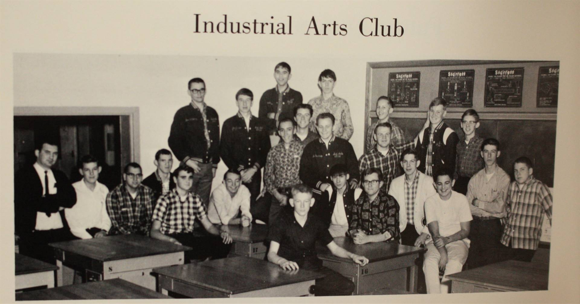 1967 Industrial Arts club