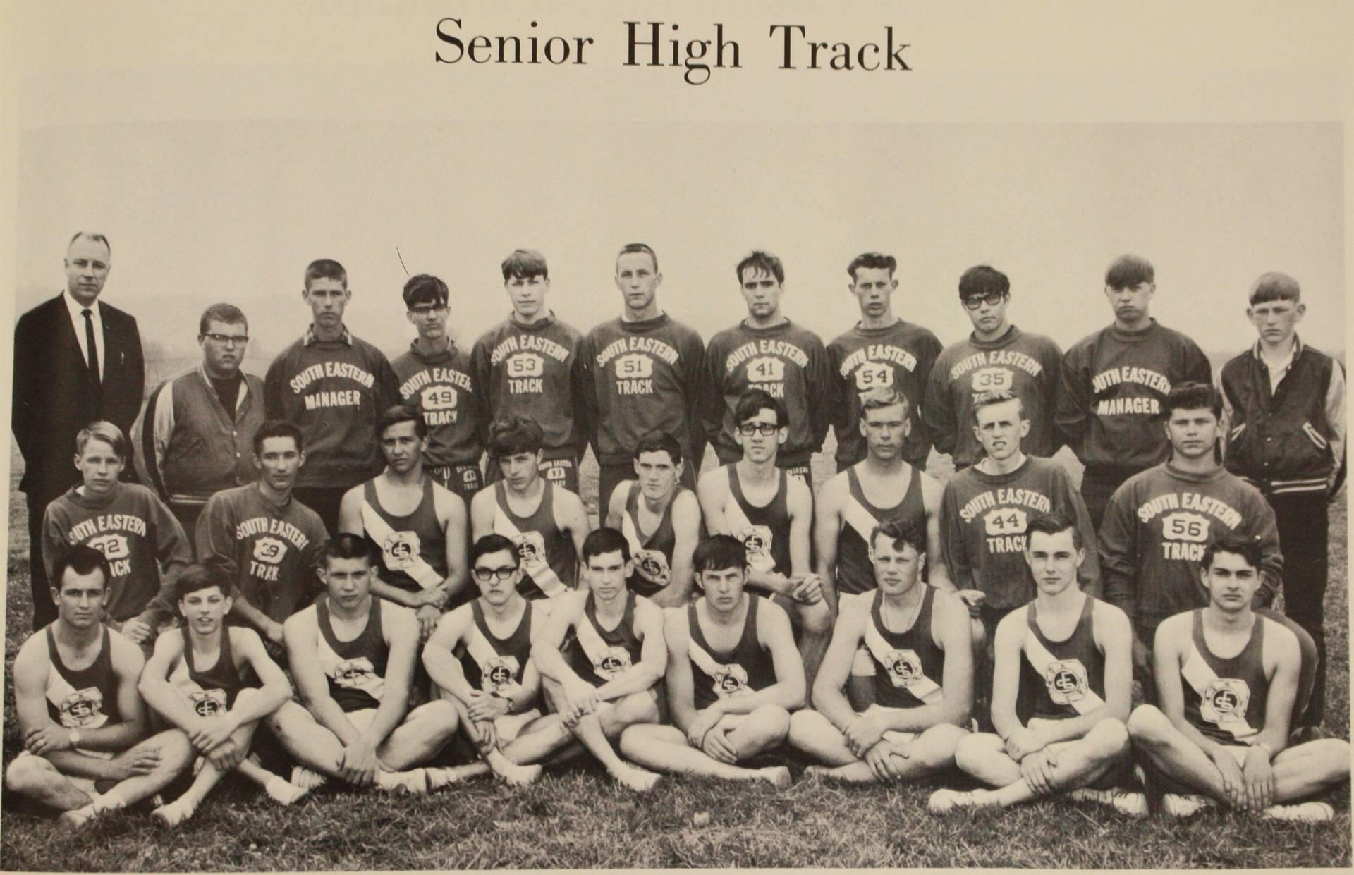 1967 Track