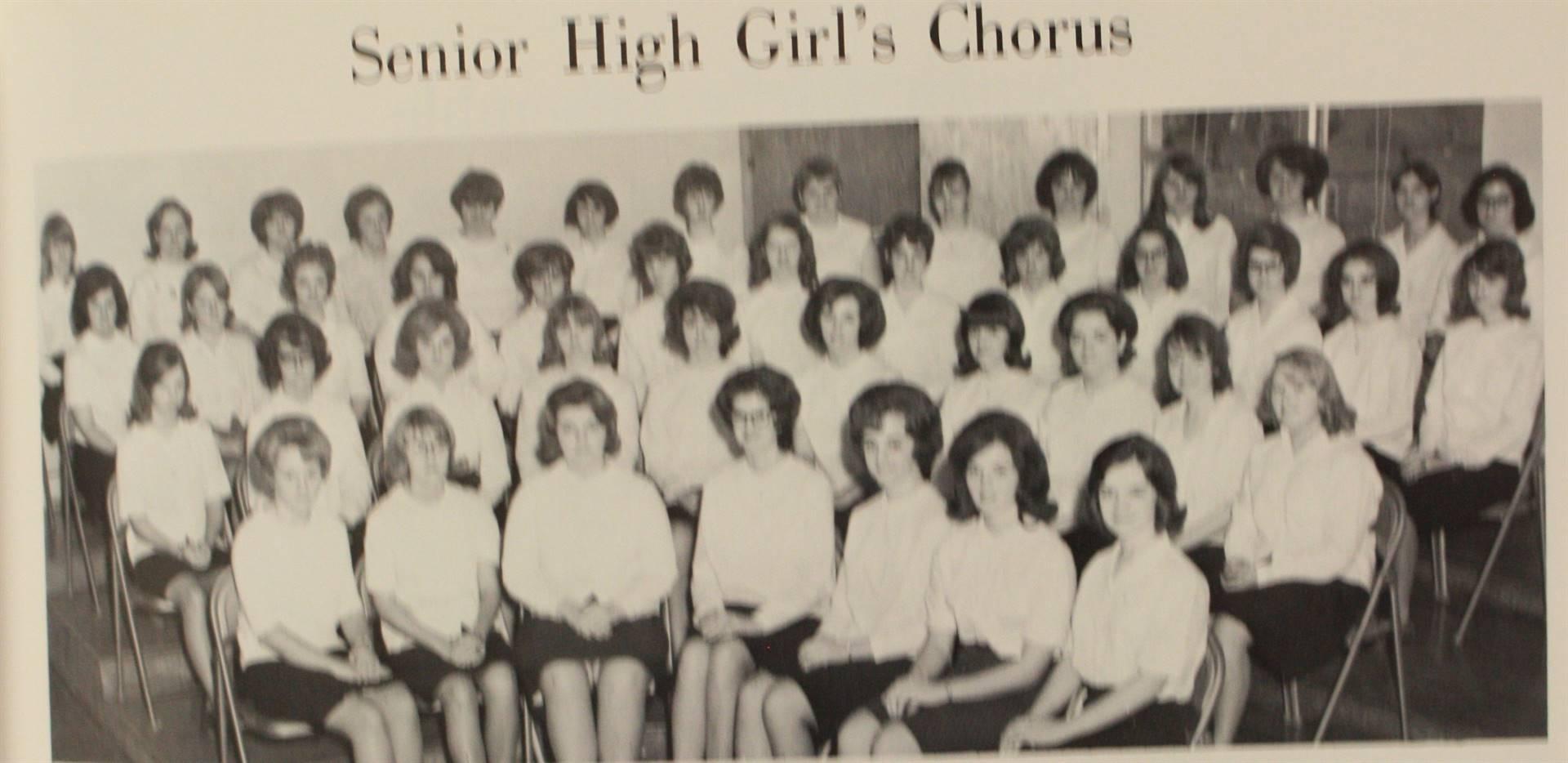 1967 Girl's Chorus