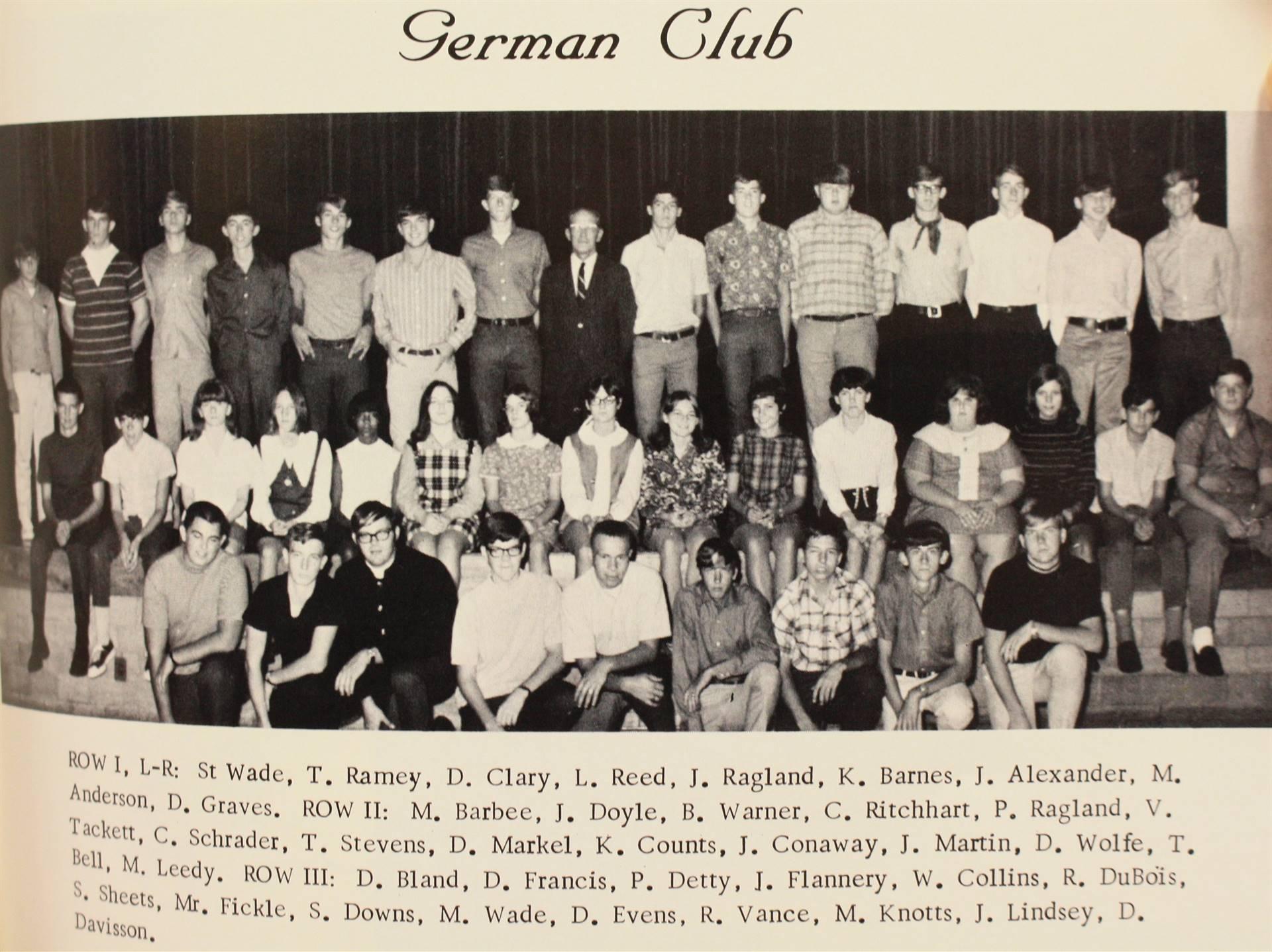 1970 German Club