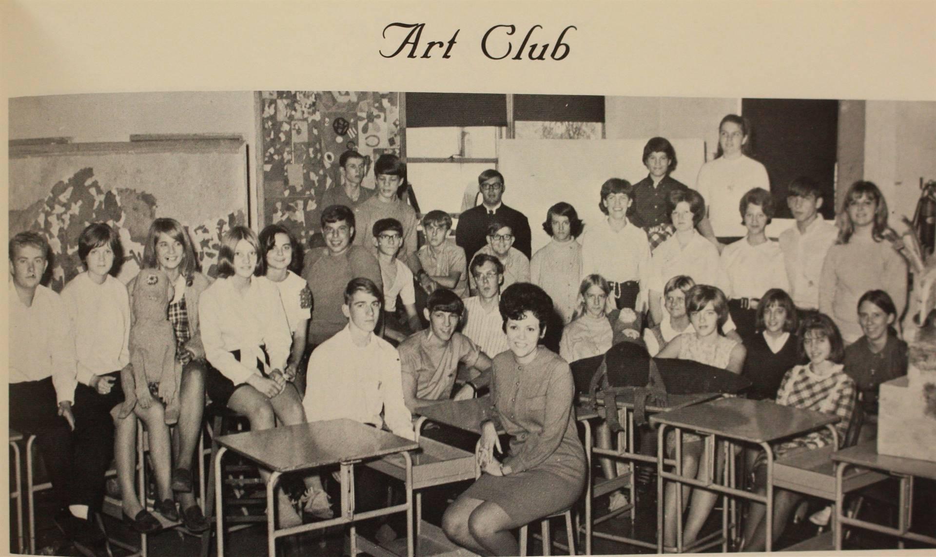 1970 Art Club