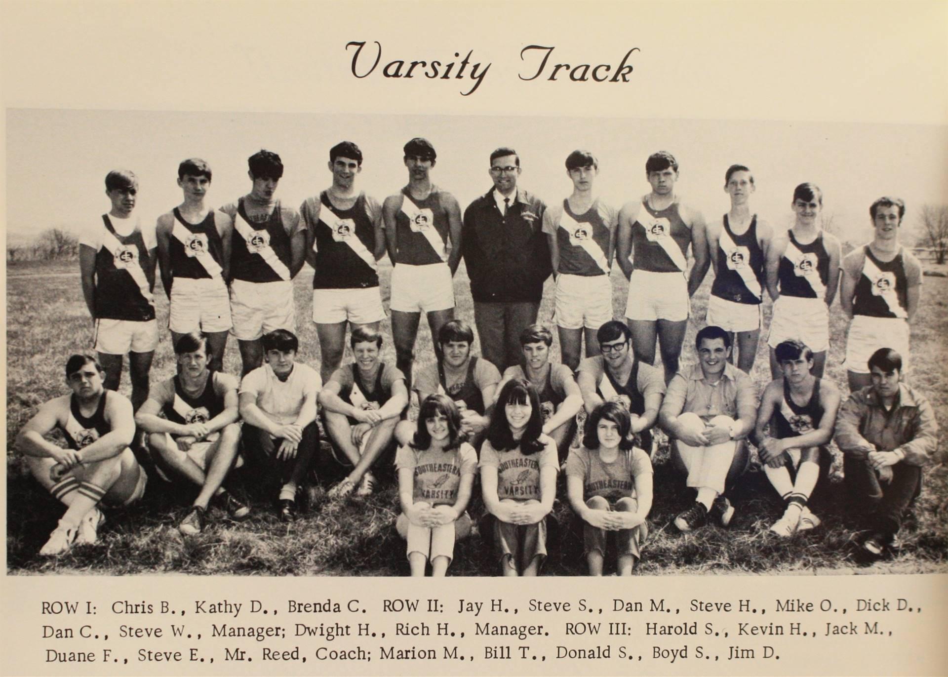 1970 Track