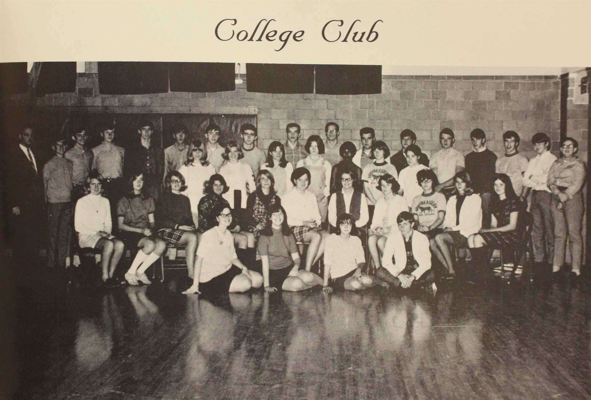 1970 College Club