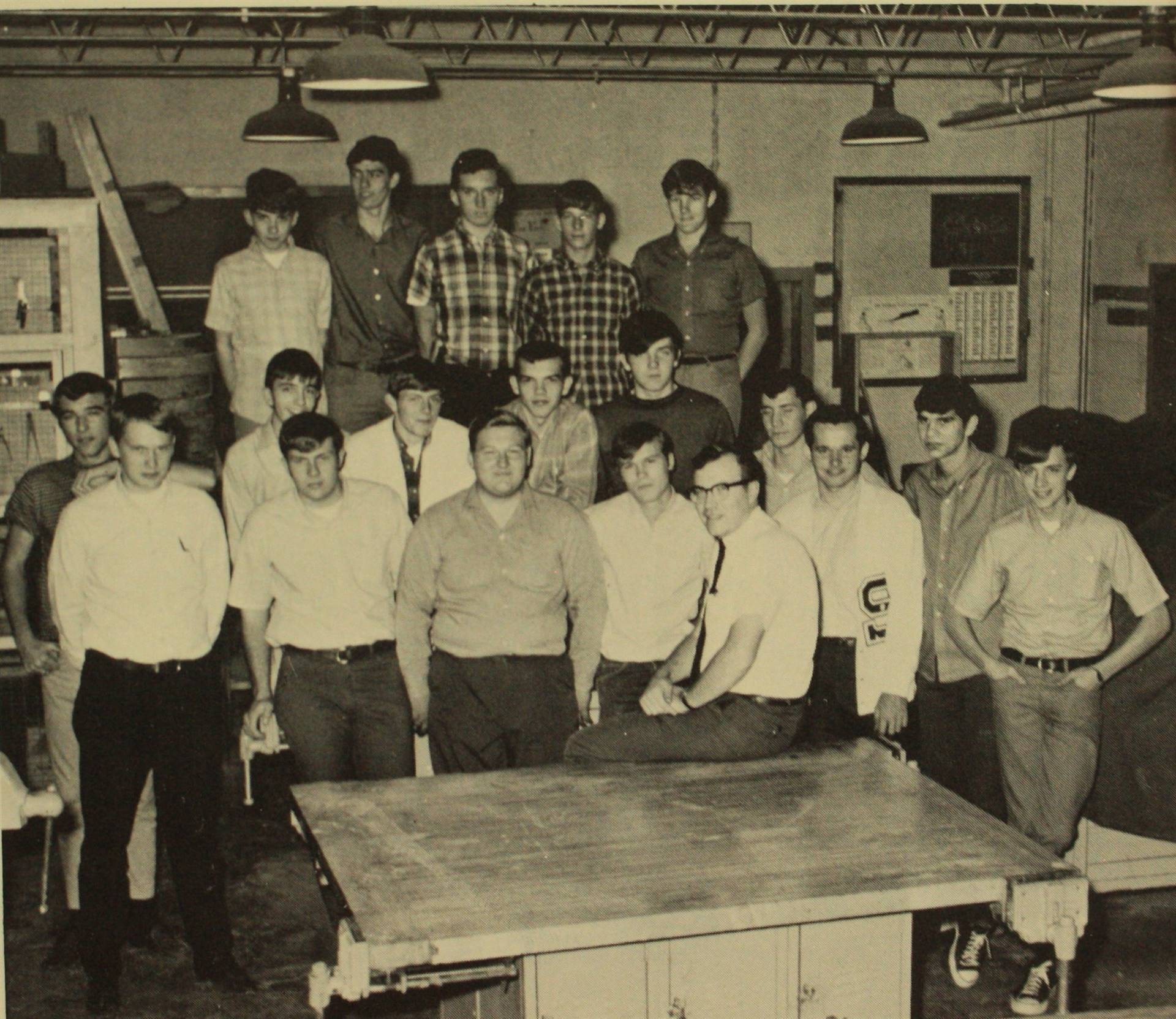 1970 Industrial Arts