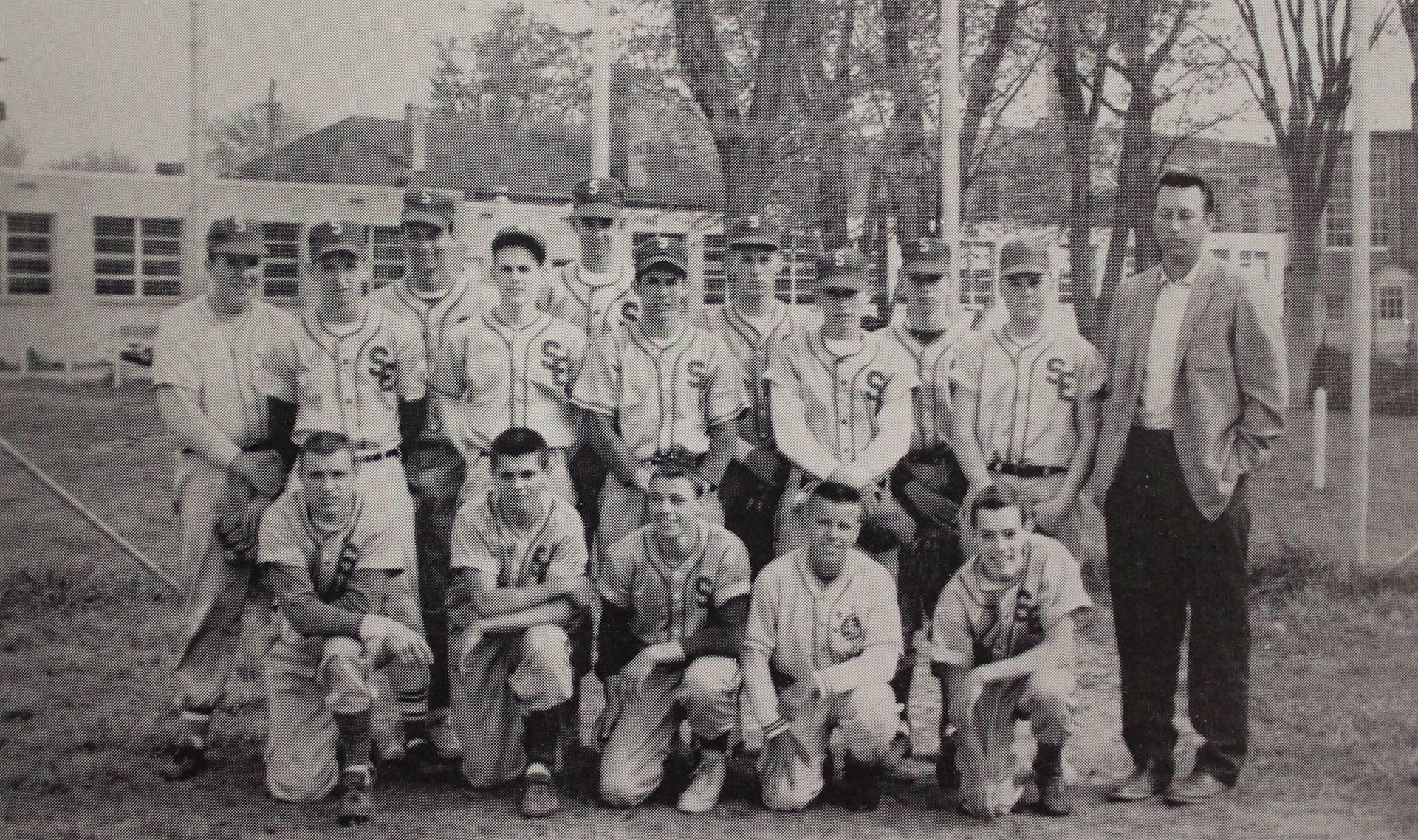 1963 Baseball Team