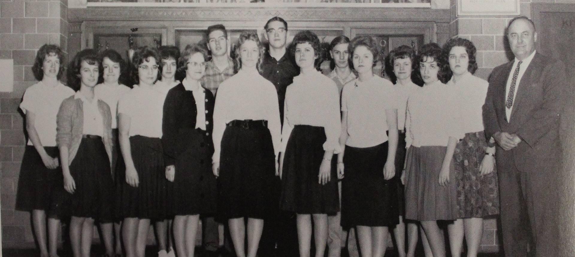 1963 French Club