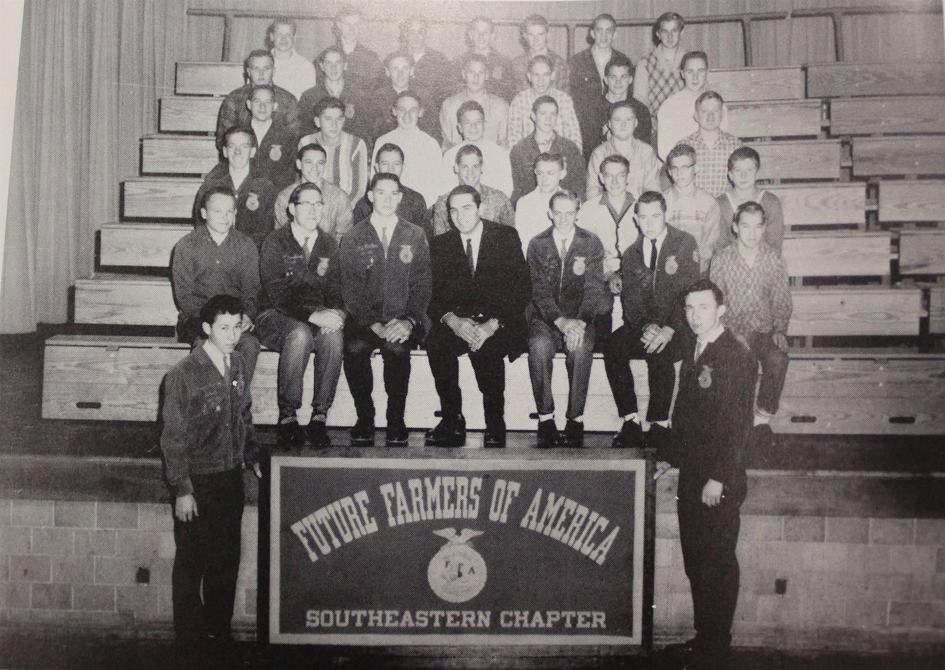 1963 Future Farmers Of America