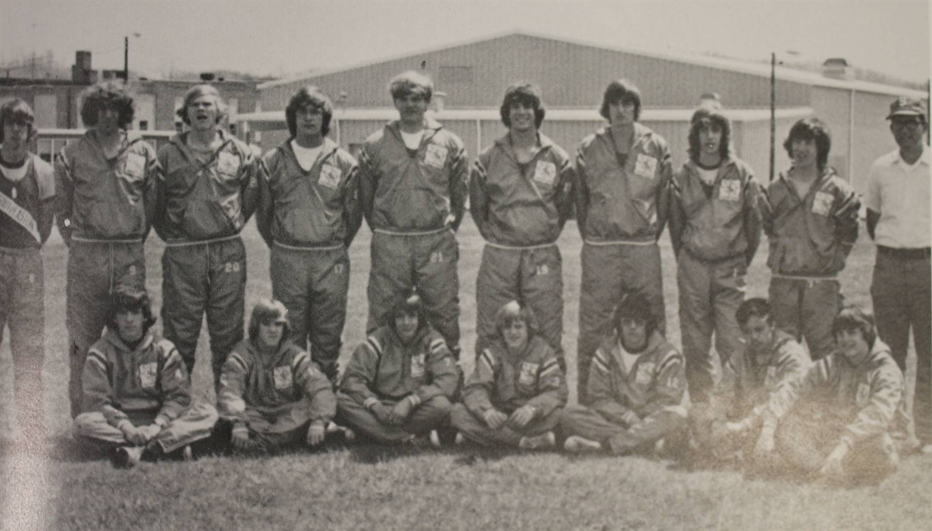 1975 Boys Track