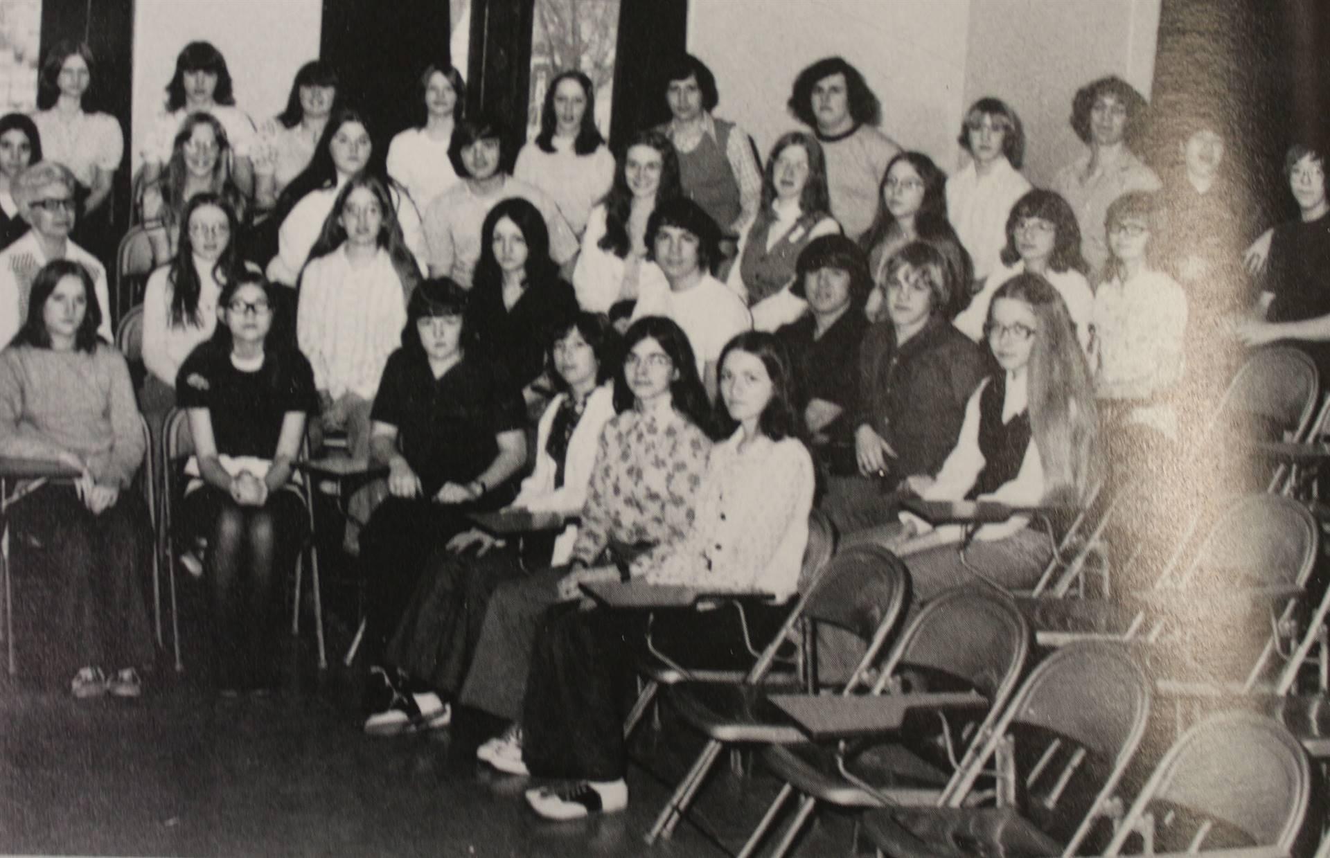 1975 Choir