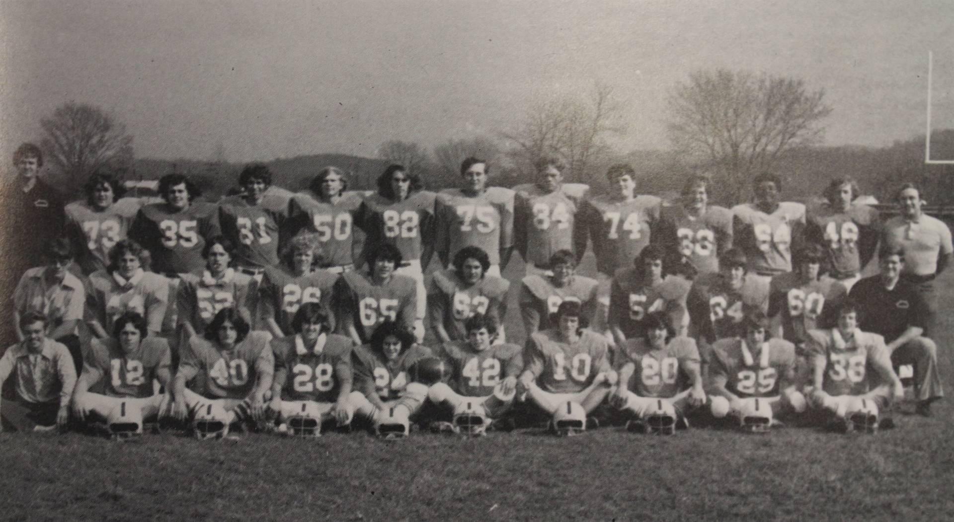 1975 Football