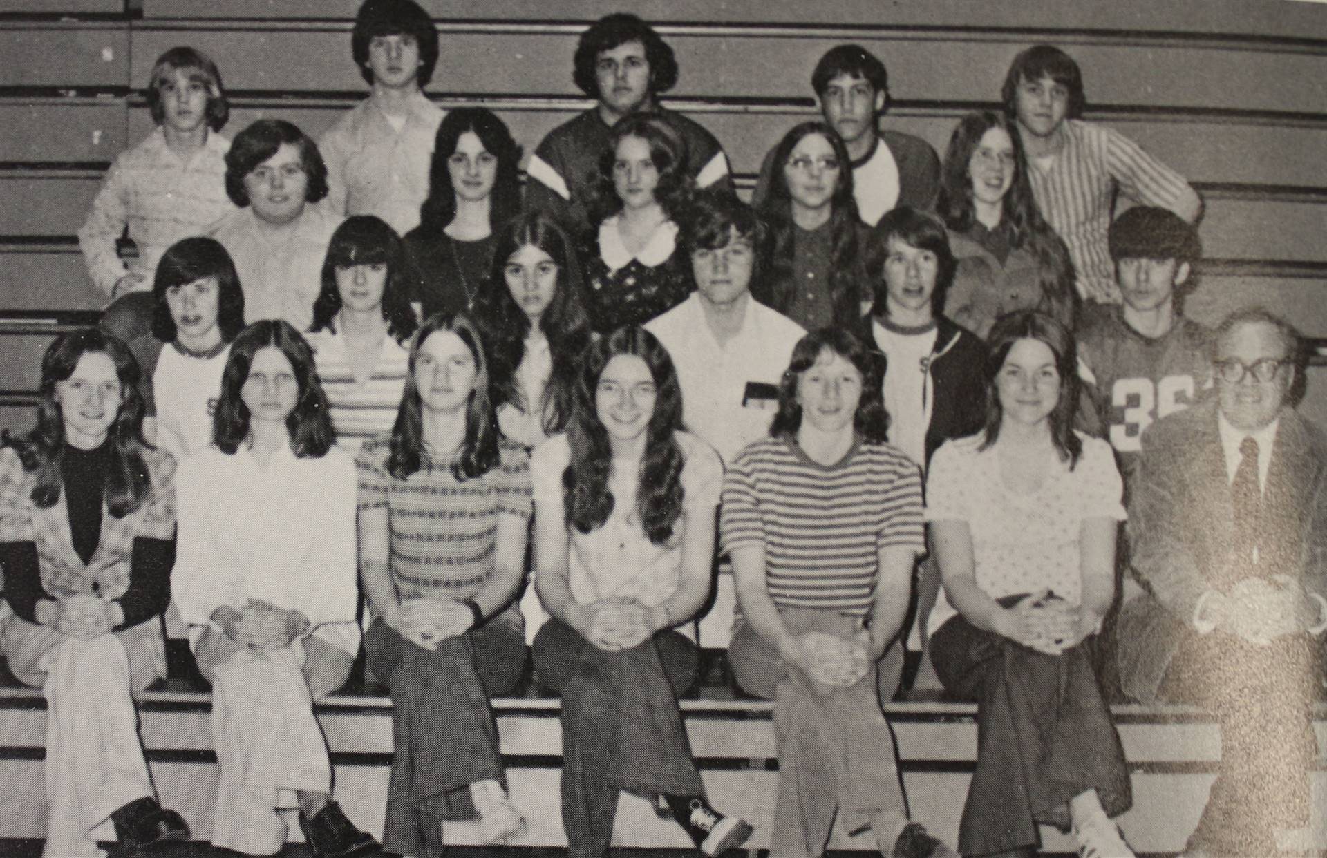 1975 National Honor Society