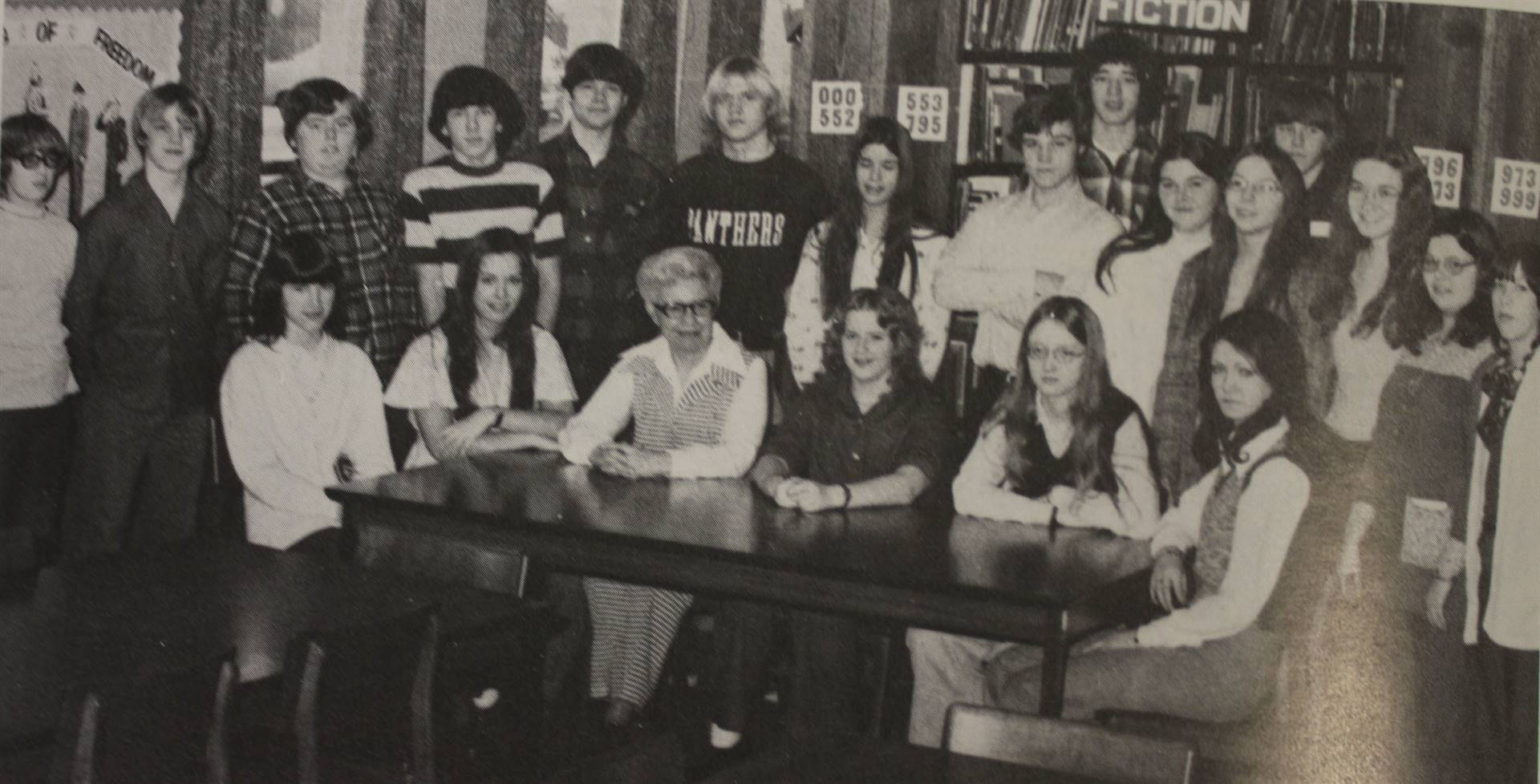 1975 Student Council