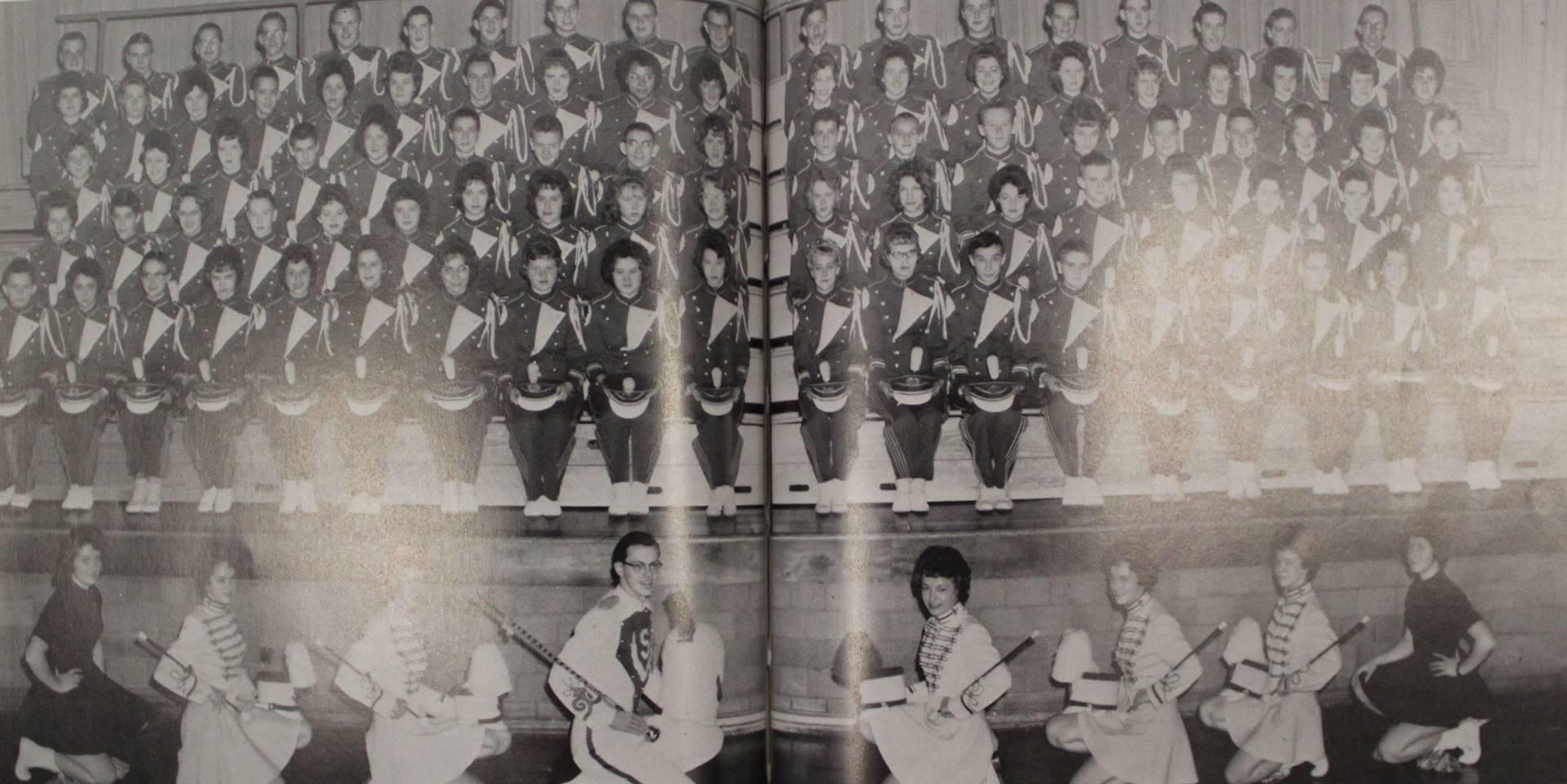 1963 Senior Band