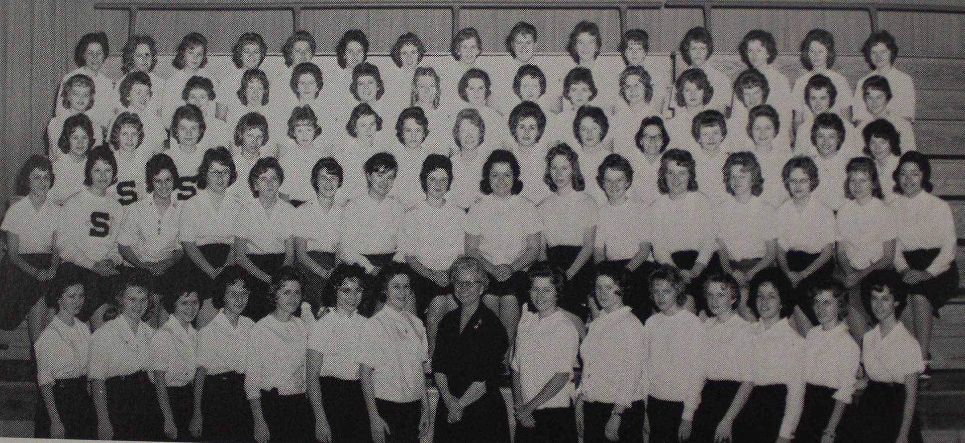 1963 Senior Girls Choir