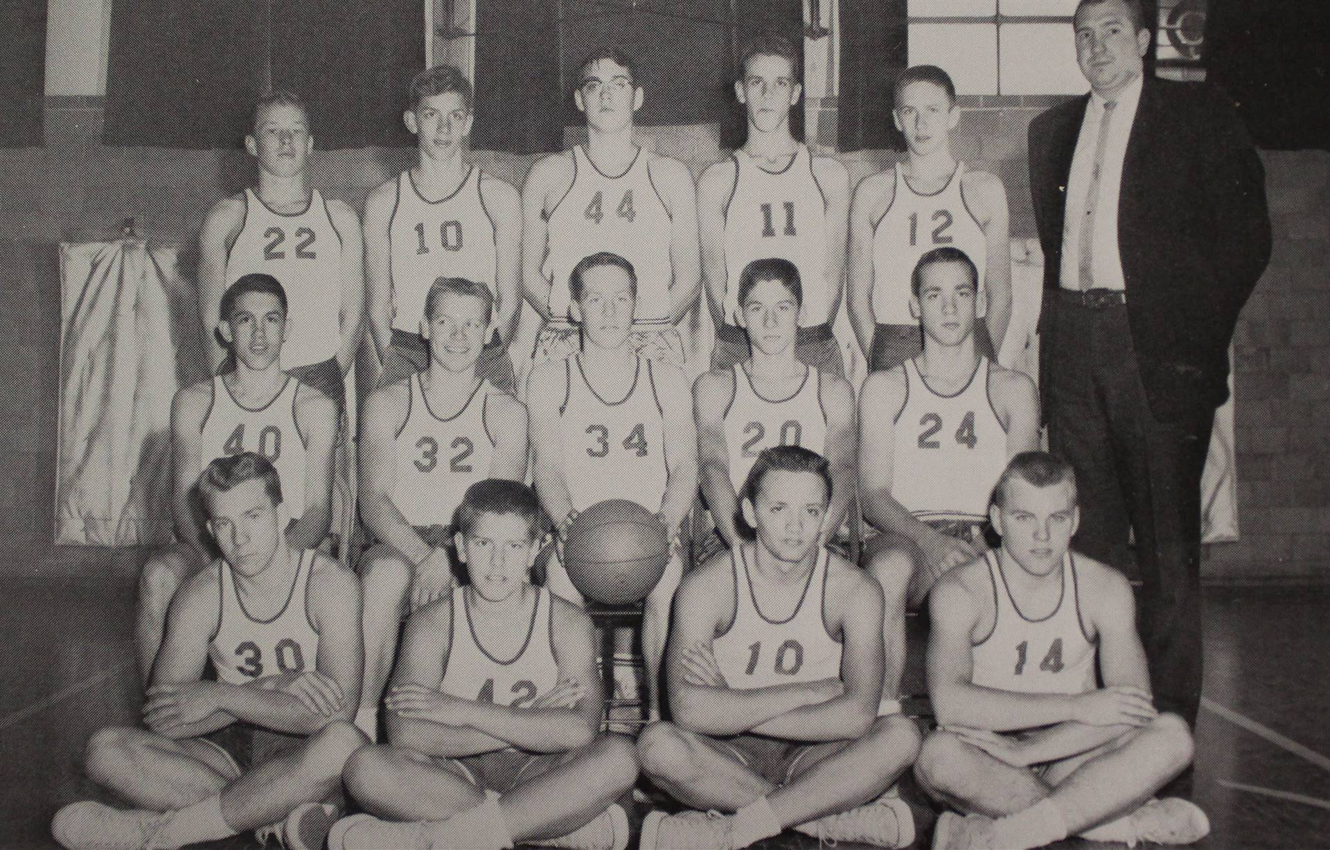 1963 Senior Reserves