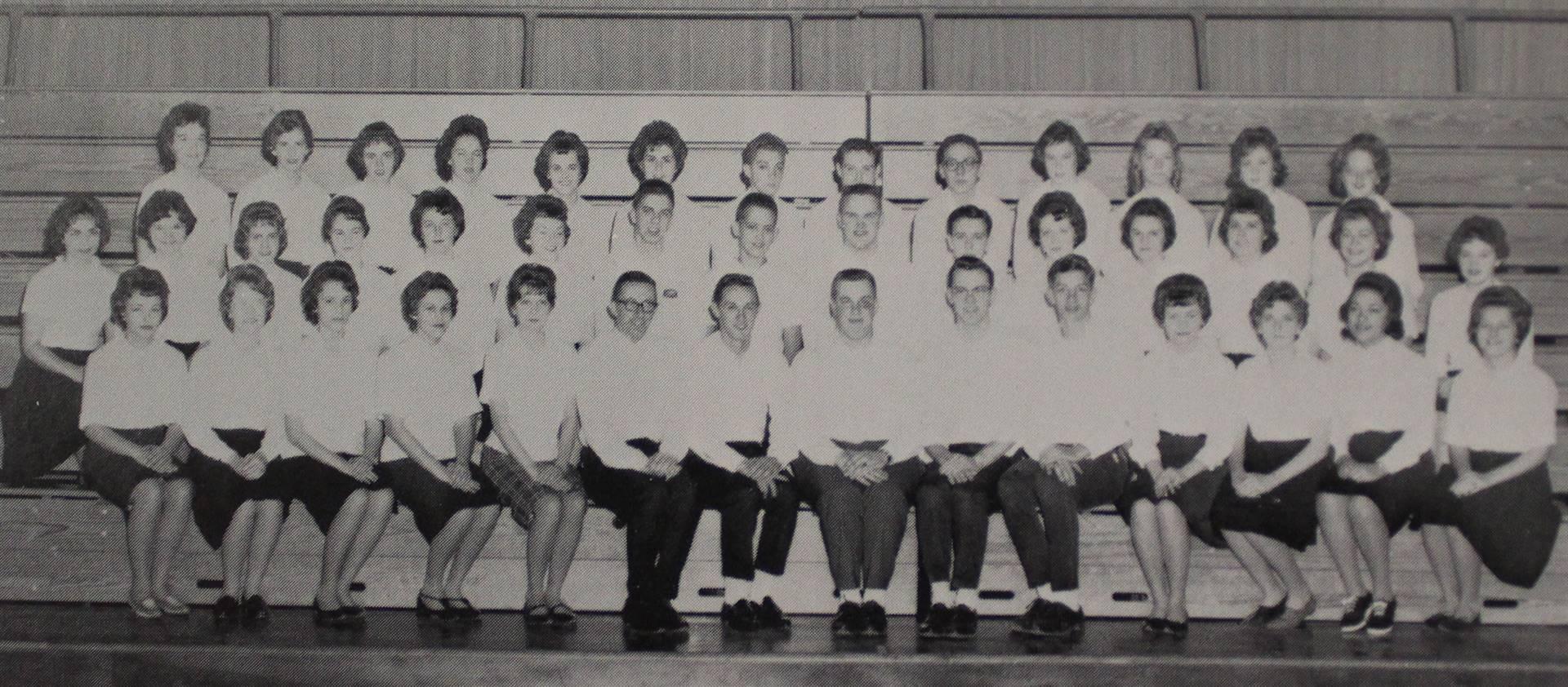 1963 Senior Mixed Choir