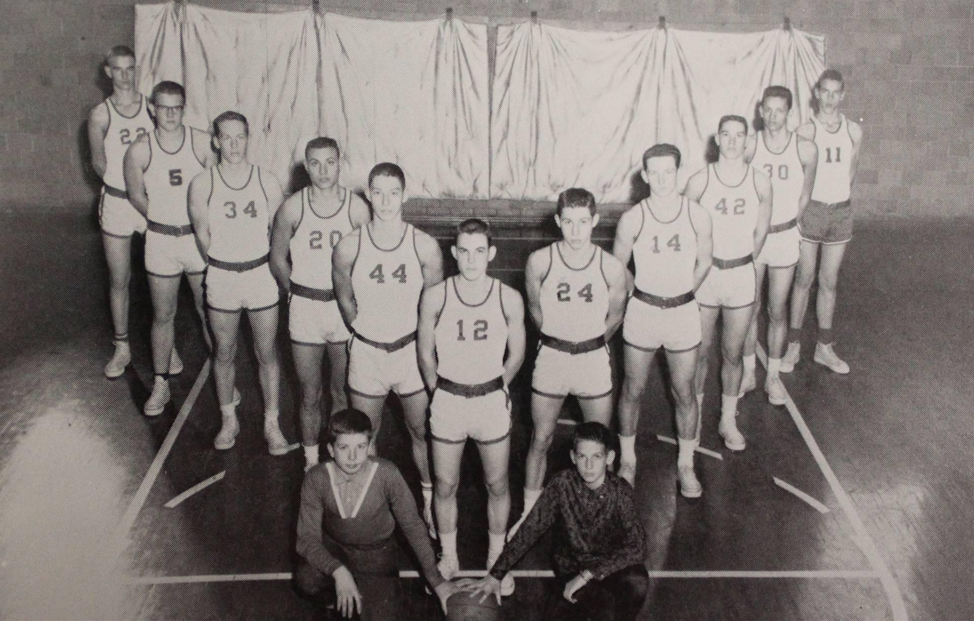 1963 Senior Varsity