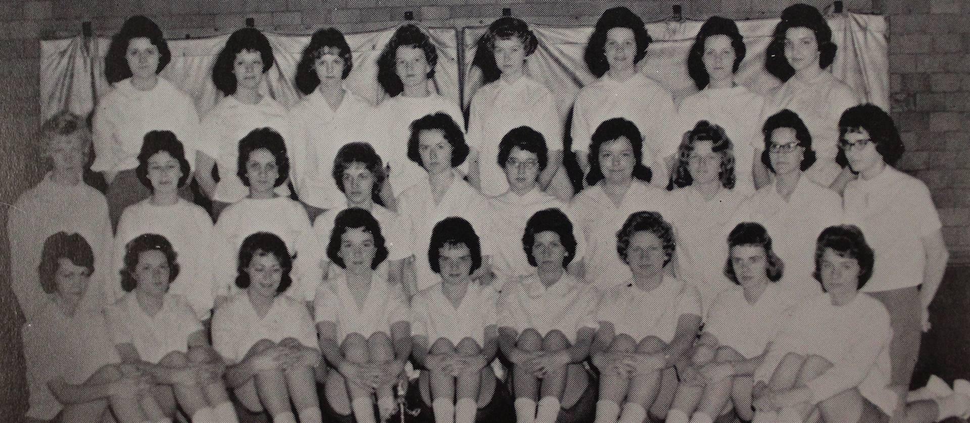 1963 Volleyball