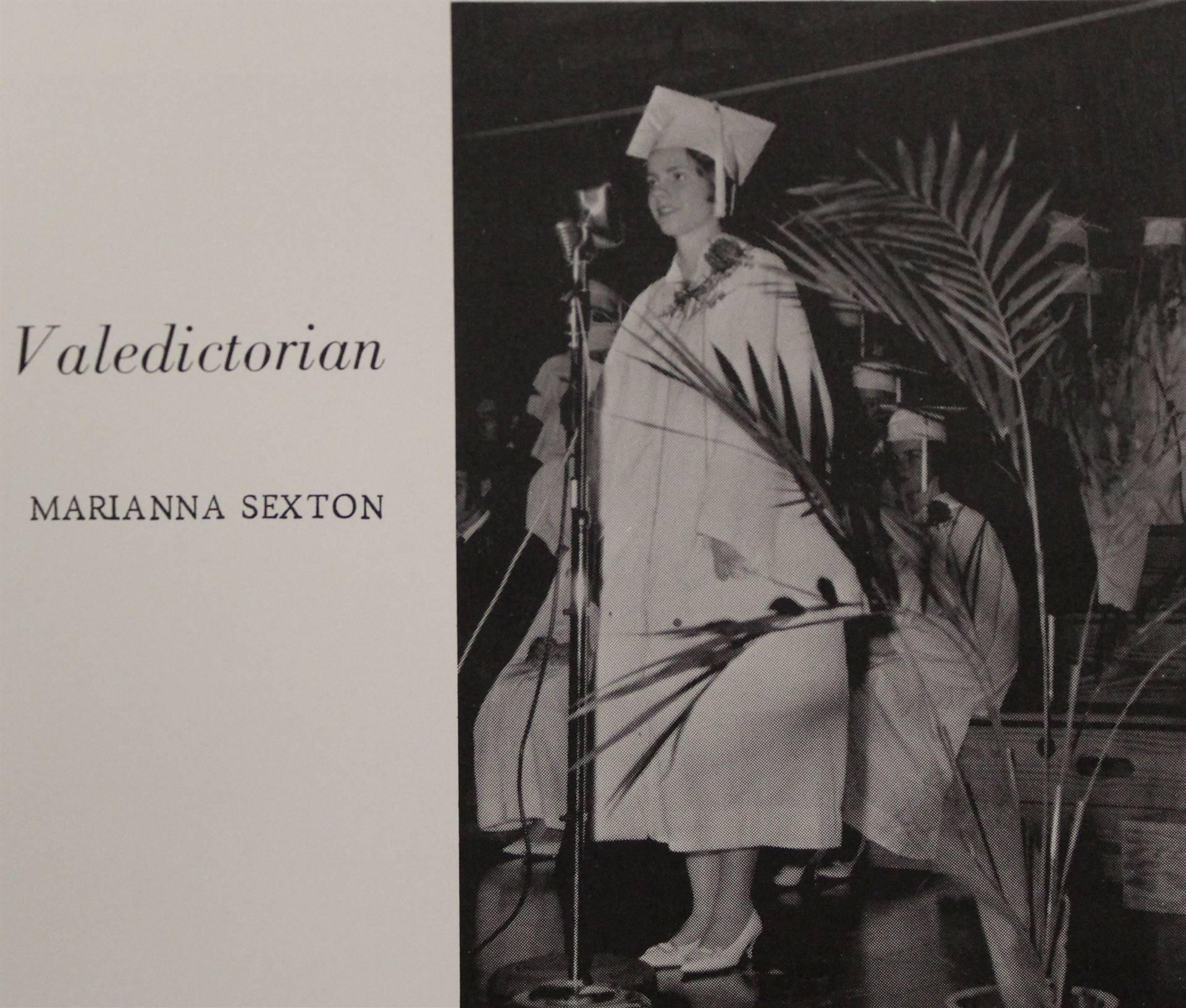 1963 Valedictorian