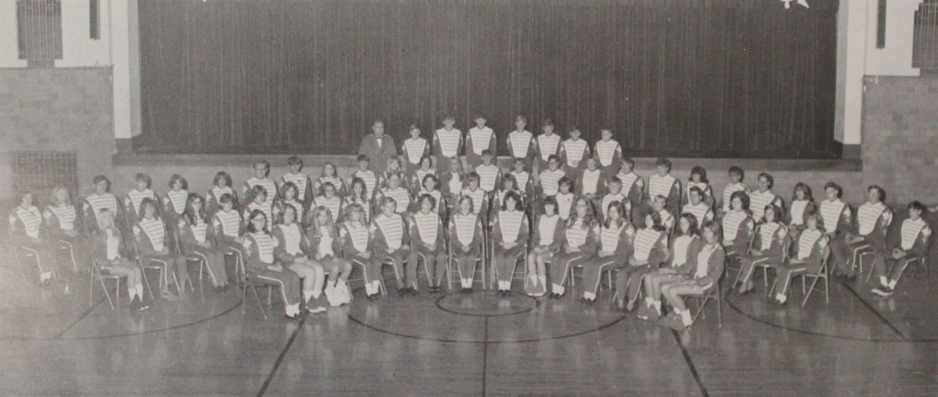 1971 Senior Band