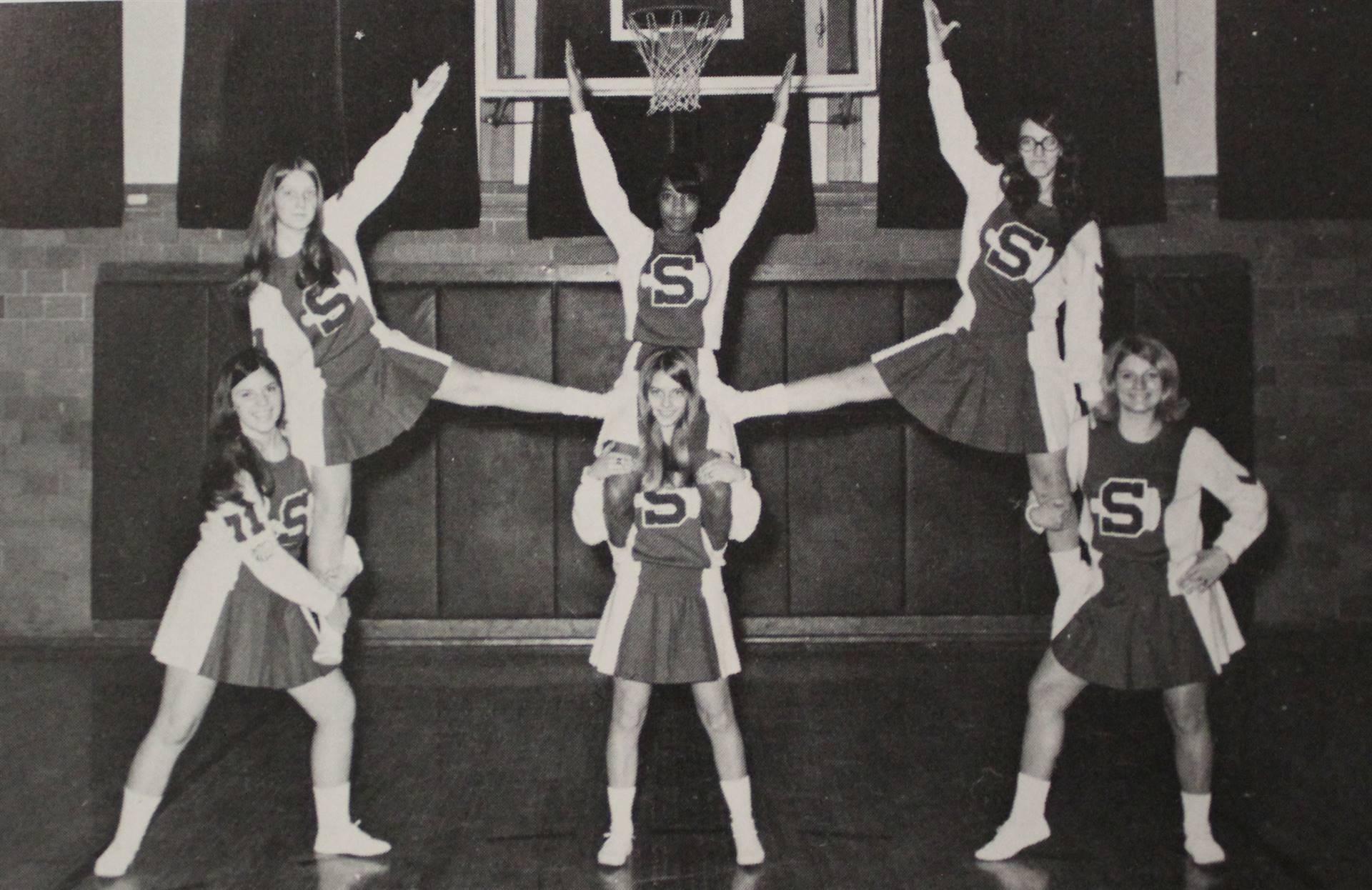1971 Varsity Cheer