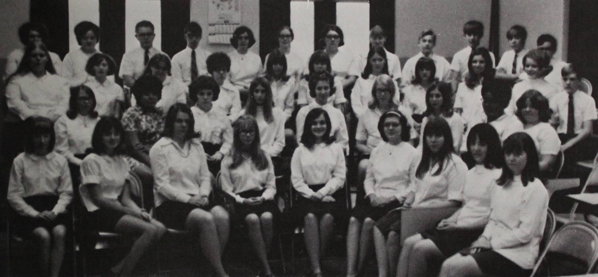 1971 Mixed Chorus