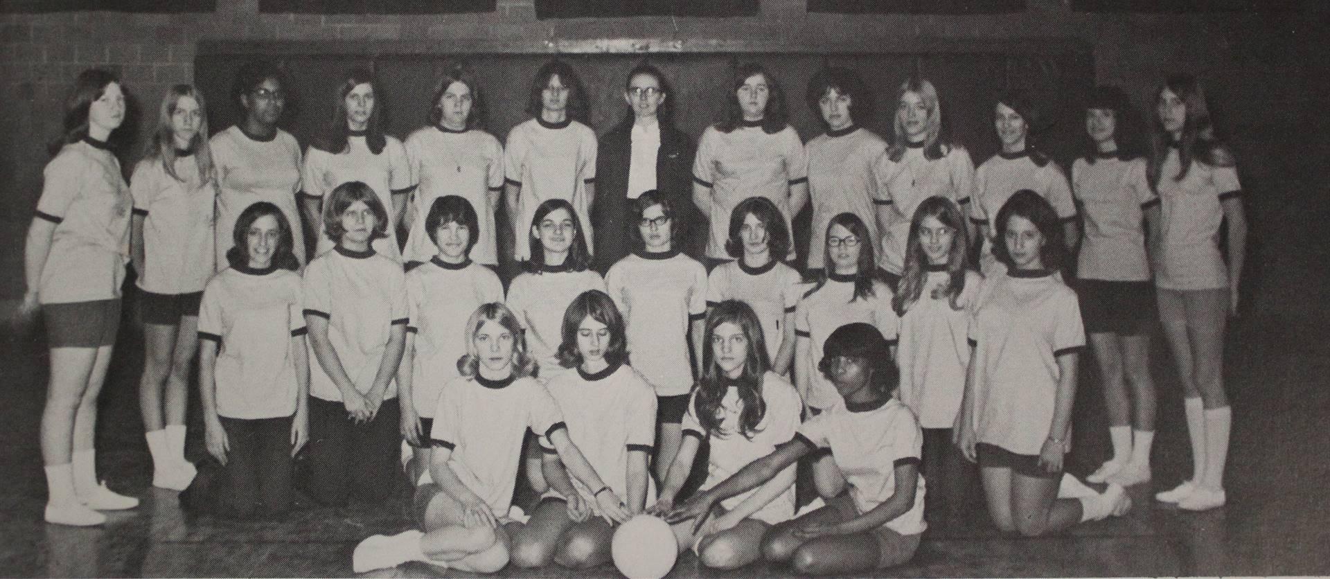 1971 Volleyball