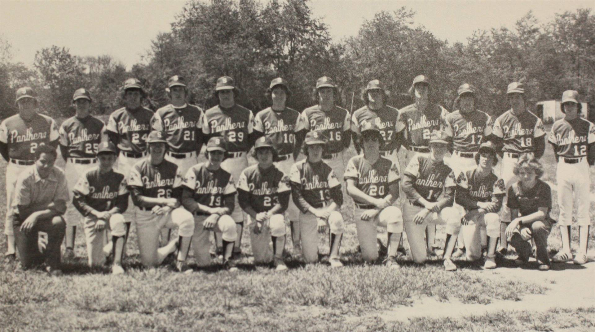 1976 Baseball