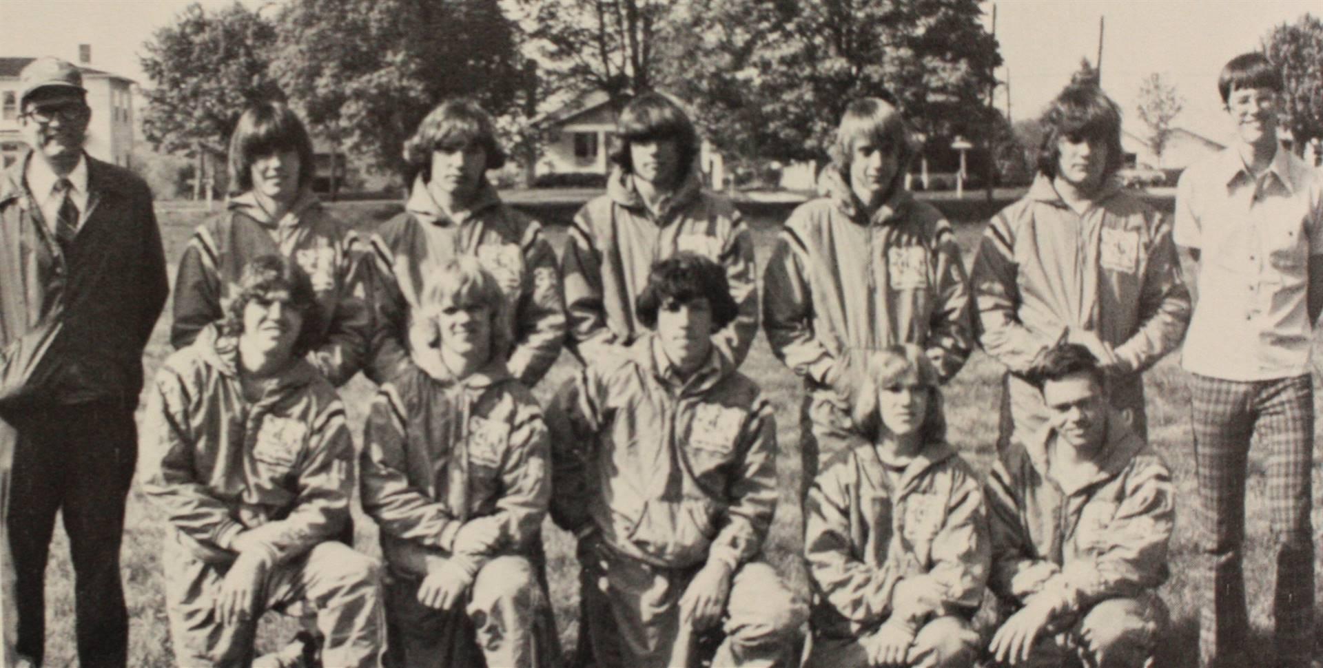 1976 Boys' Track