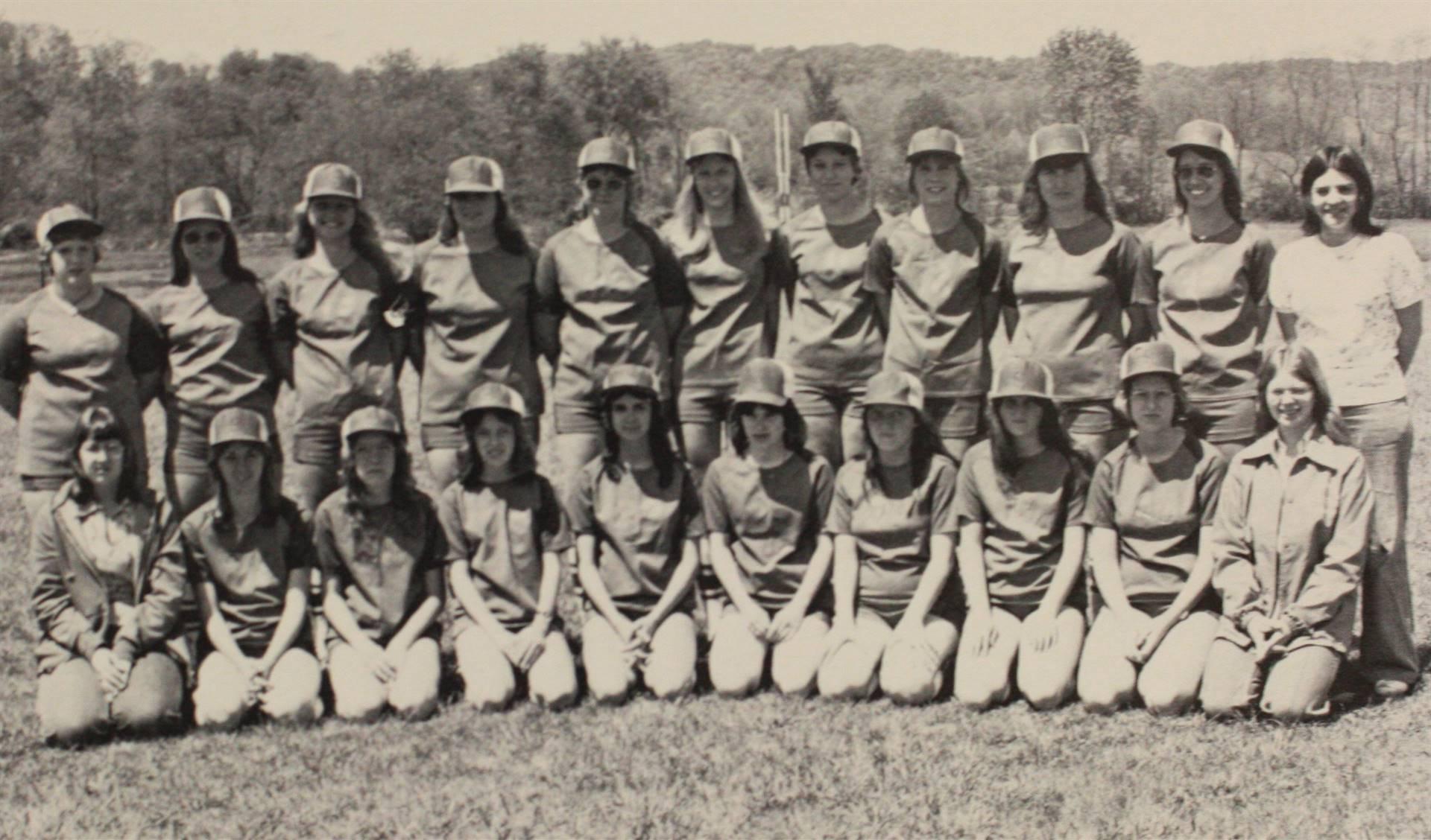 1976 Softball