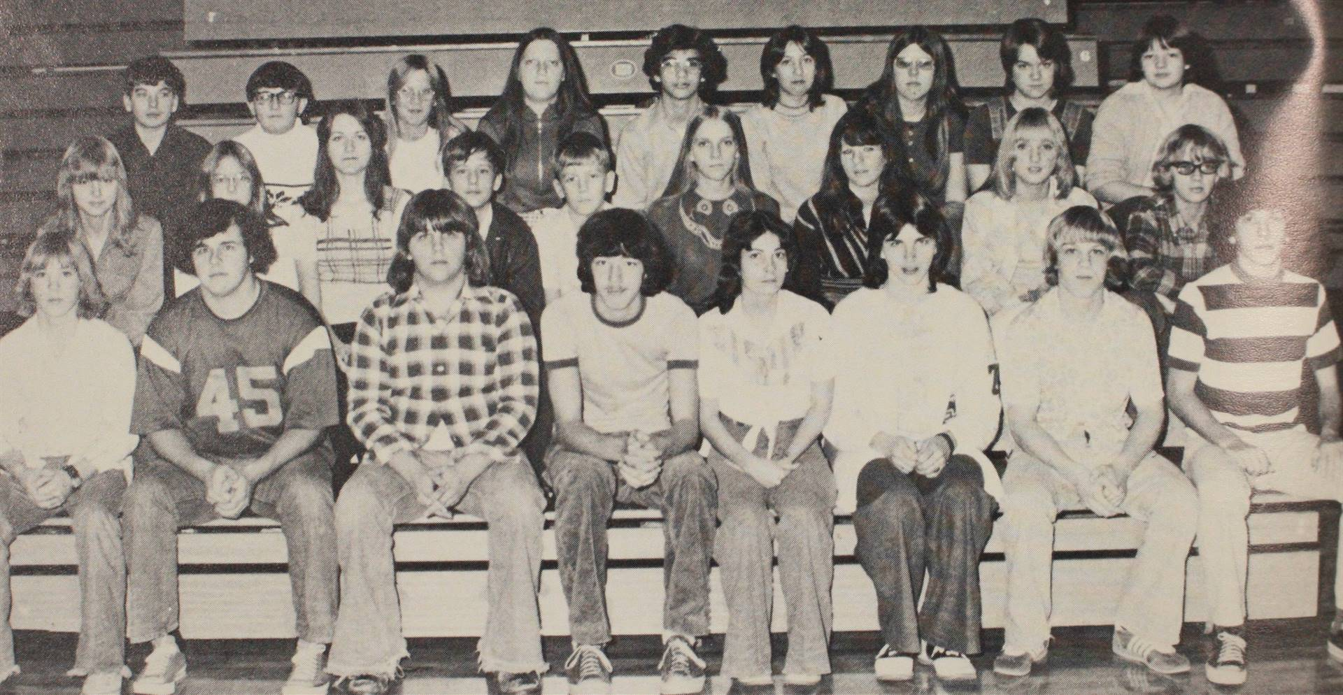 1976 Student Council