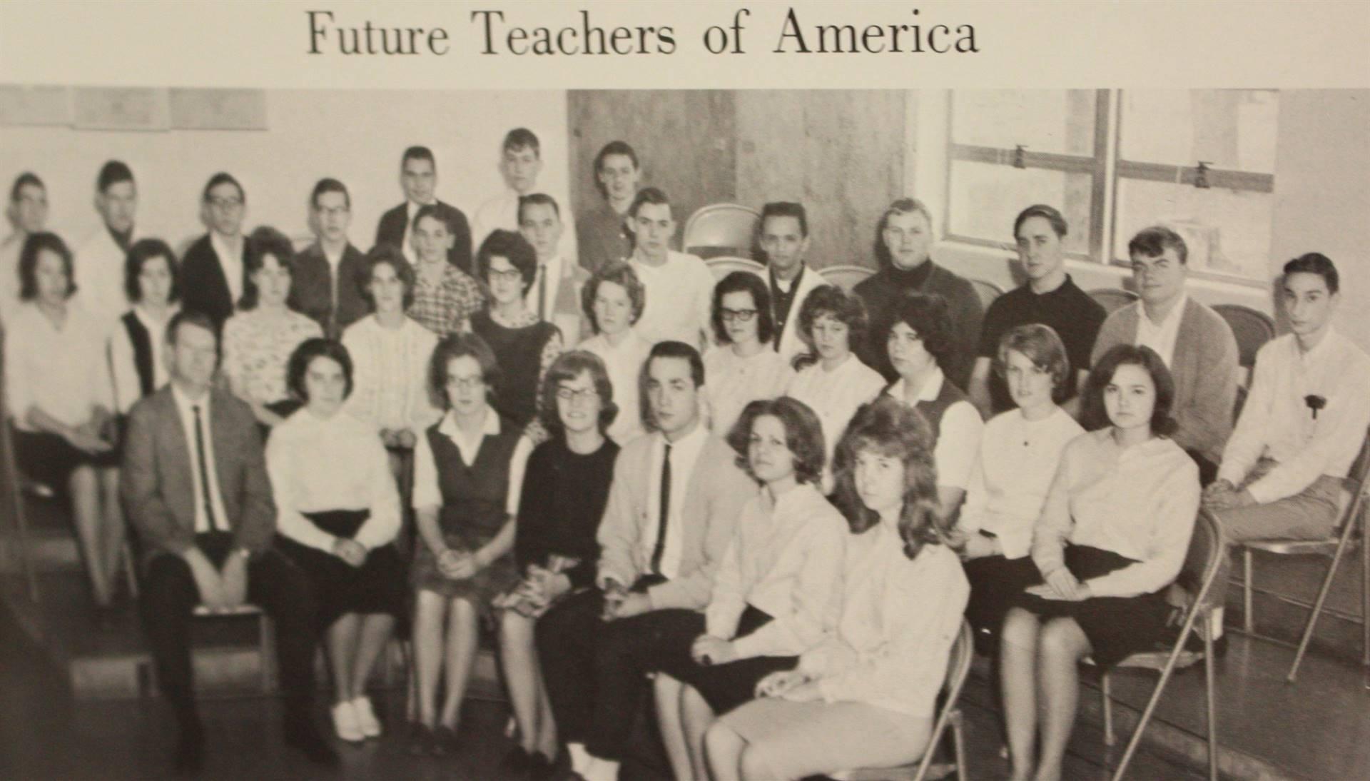 1966 Future Teachers of America