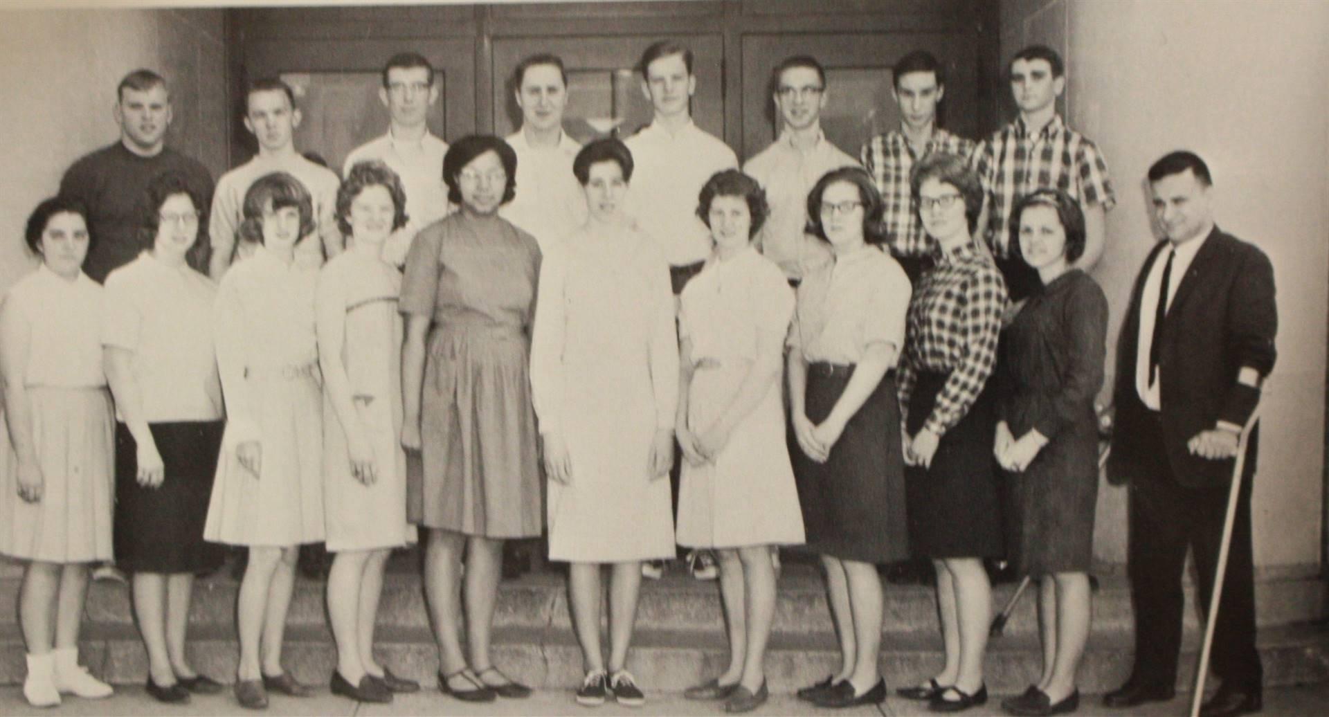 1966 National Honor Society