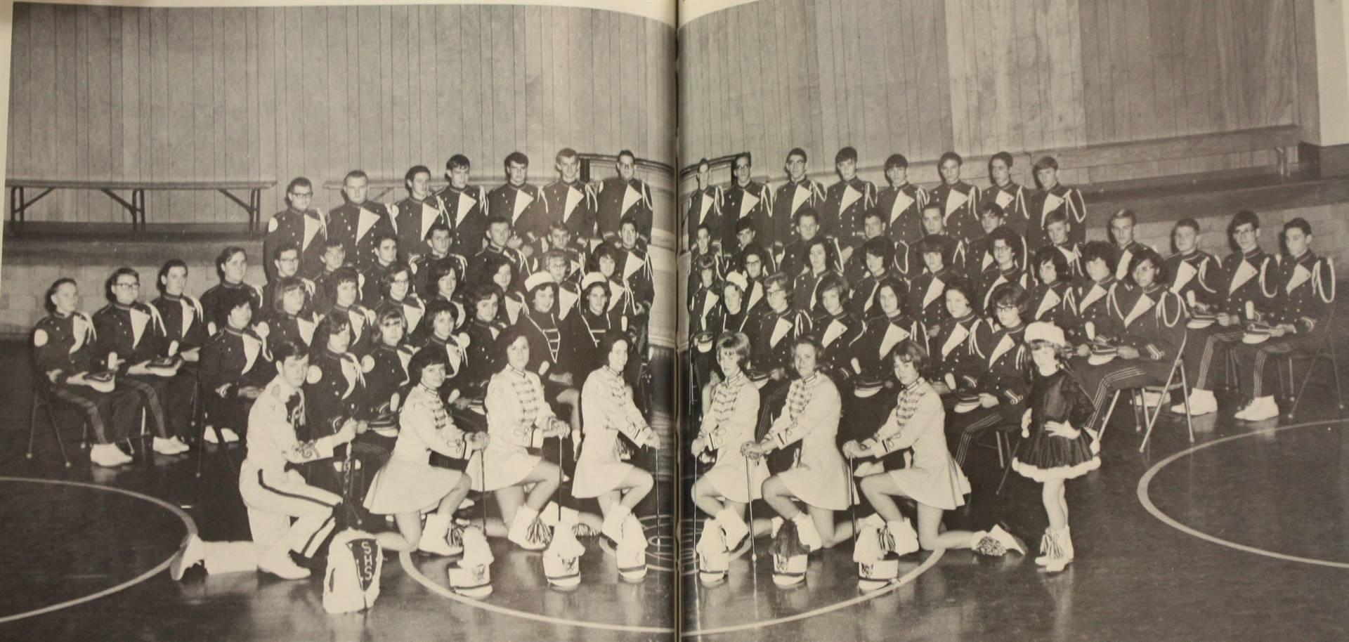1966 Senior Band
