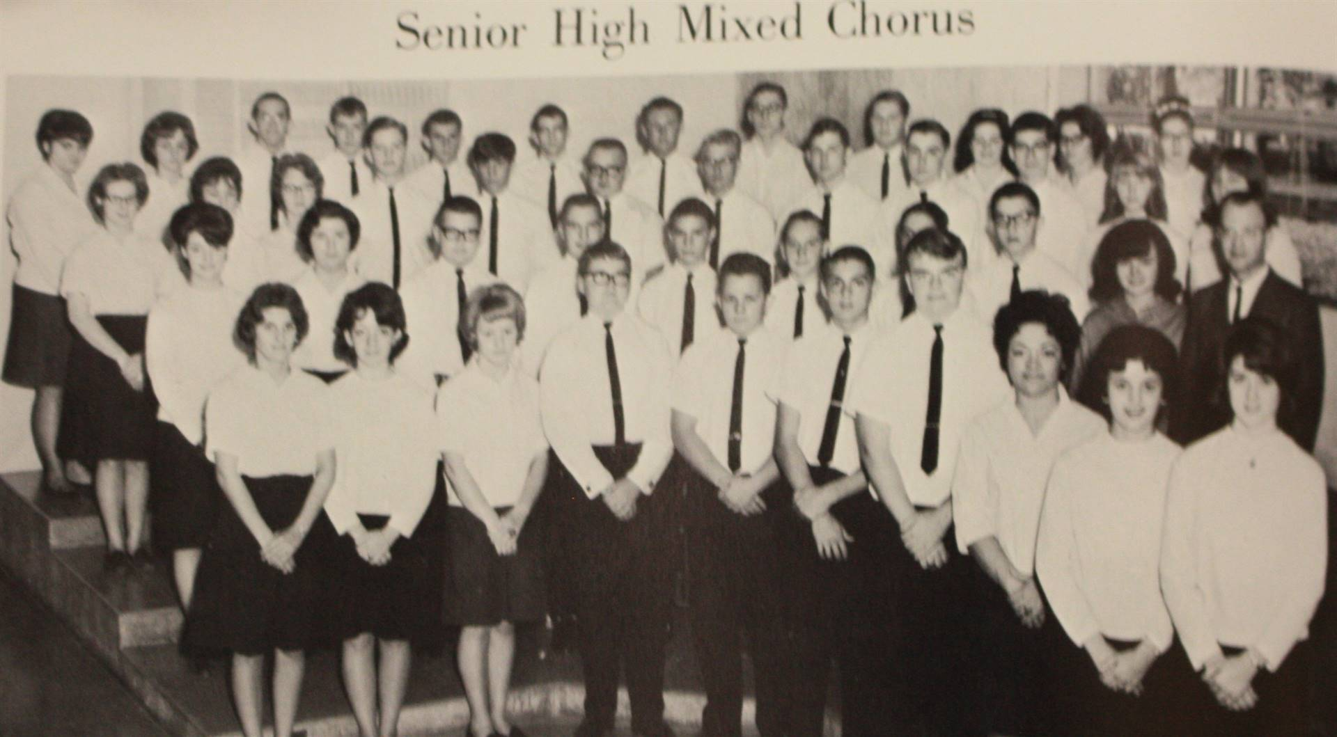 1966 Senior High Mixed Chorus