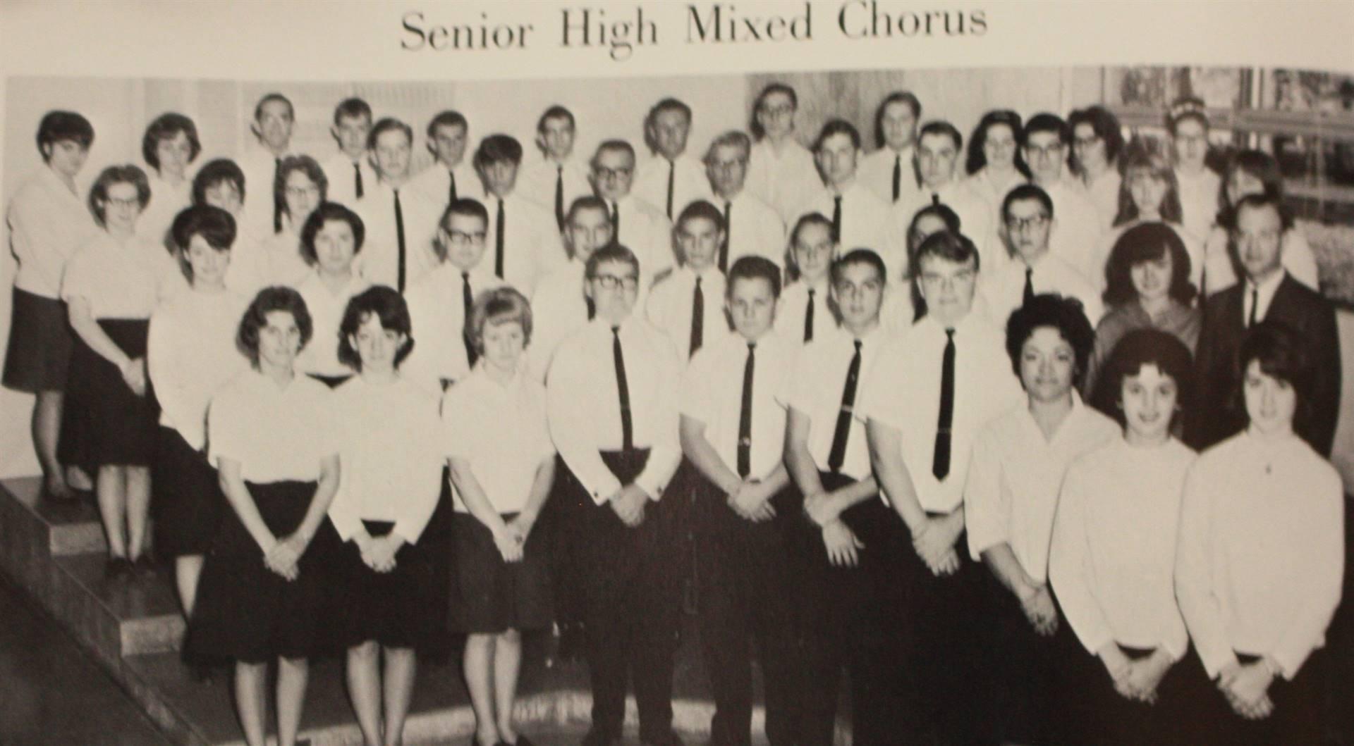 1966 Senior High Mixed Chorus