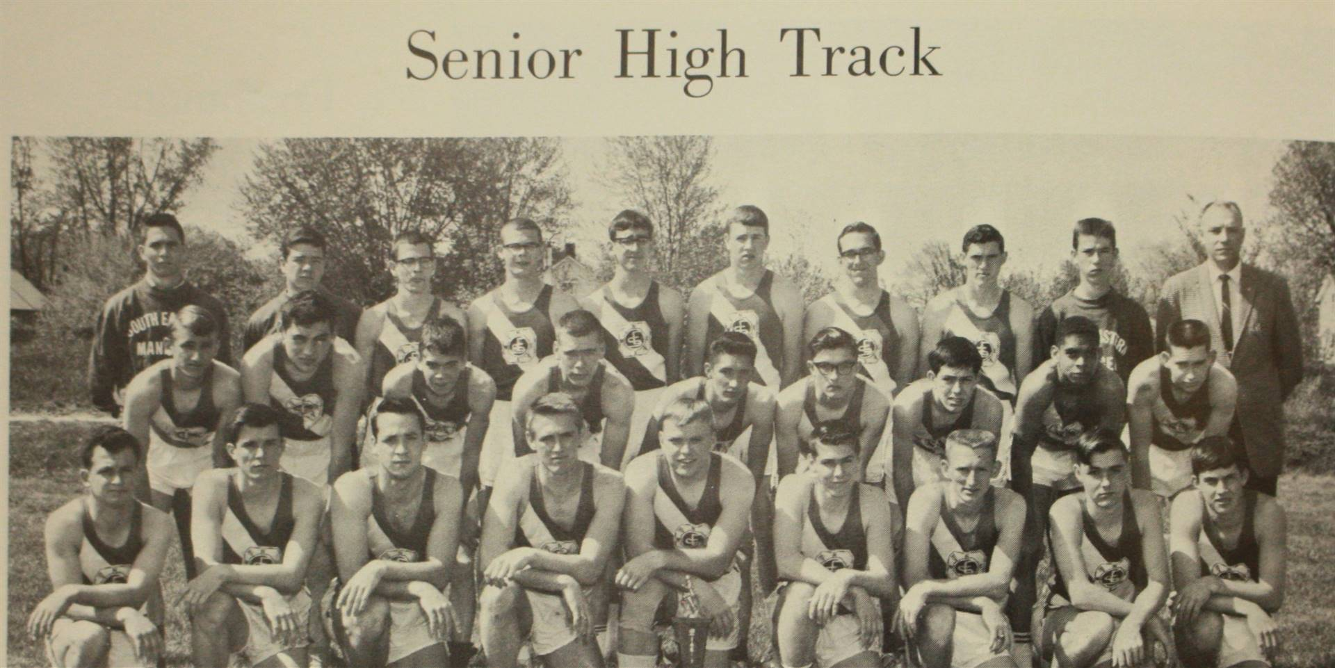 1966 Senior High Track
