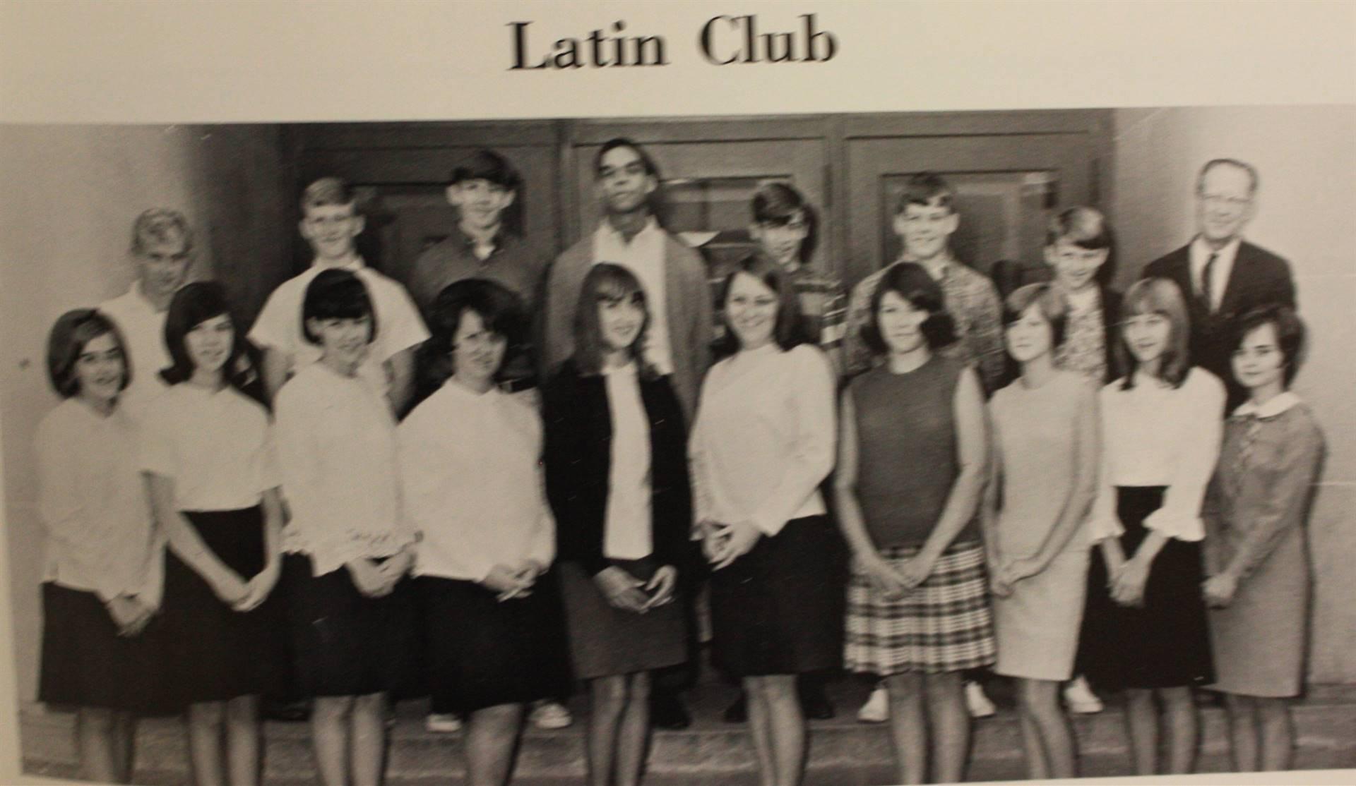 1968 Latin Club