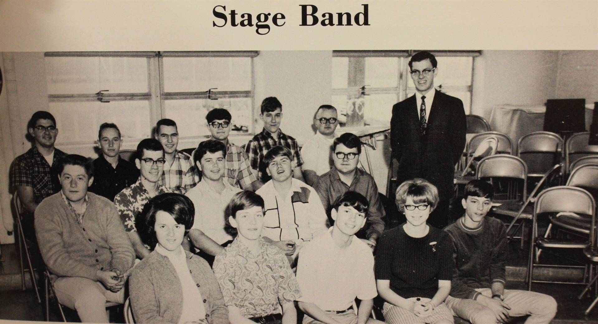 1968 Stage Band