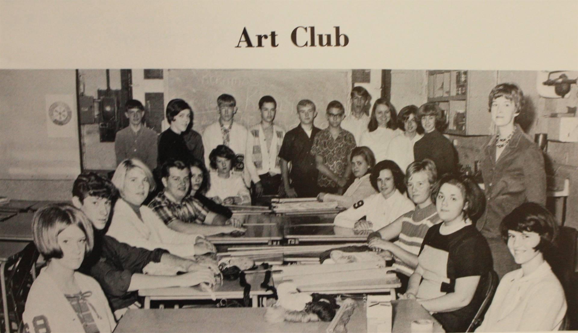 1968 Art Club