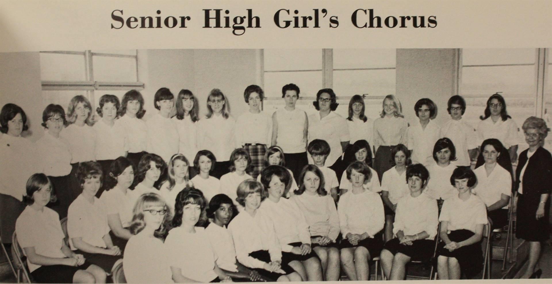 1968 Girl's Chorus