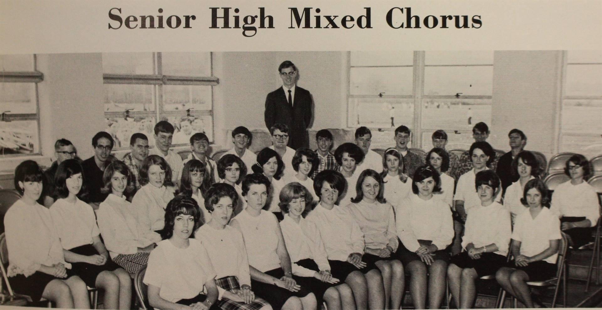 1968 Mixed Chorus