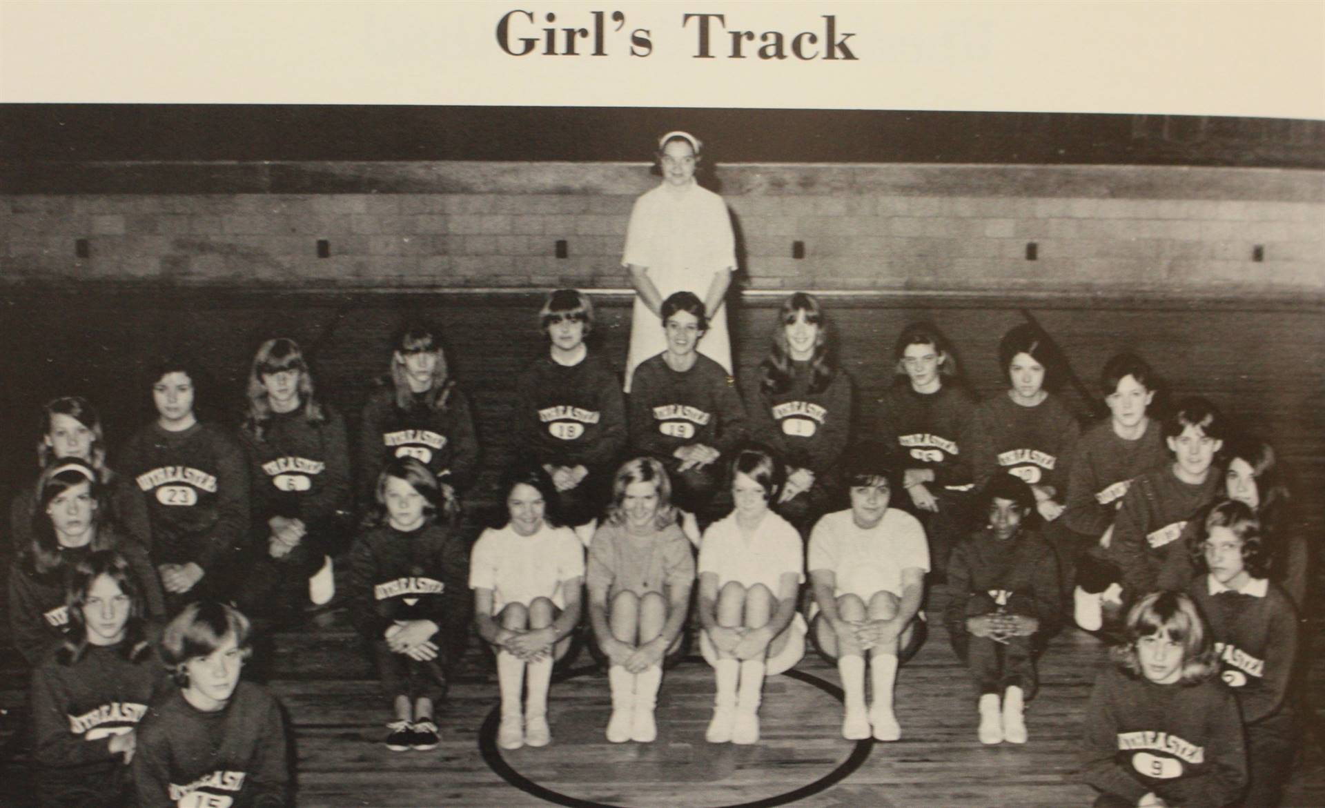 1968 Girl's Track