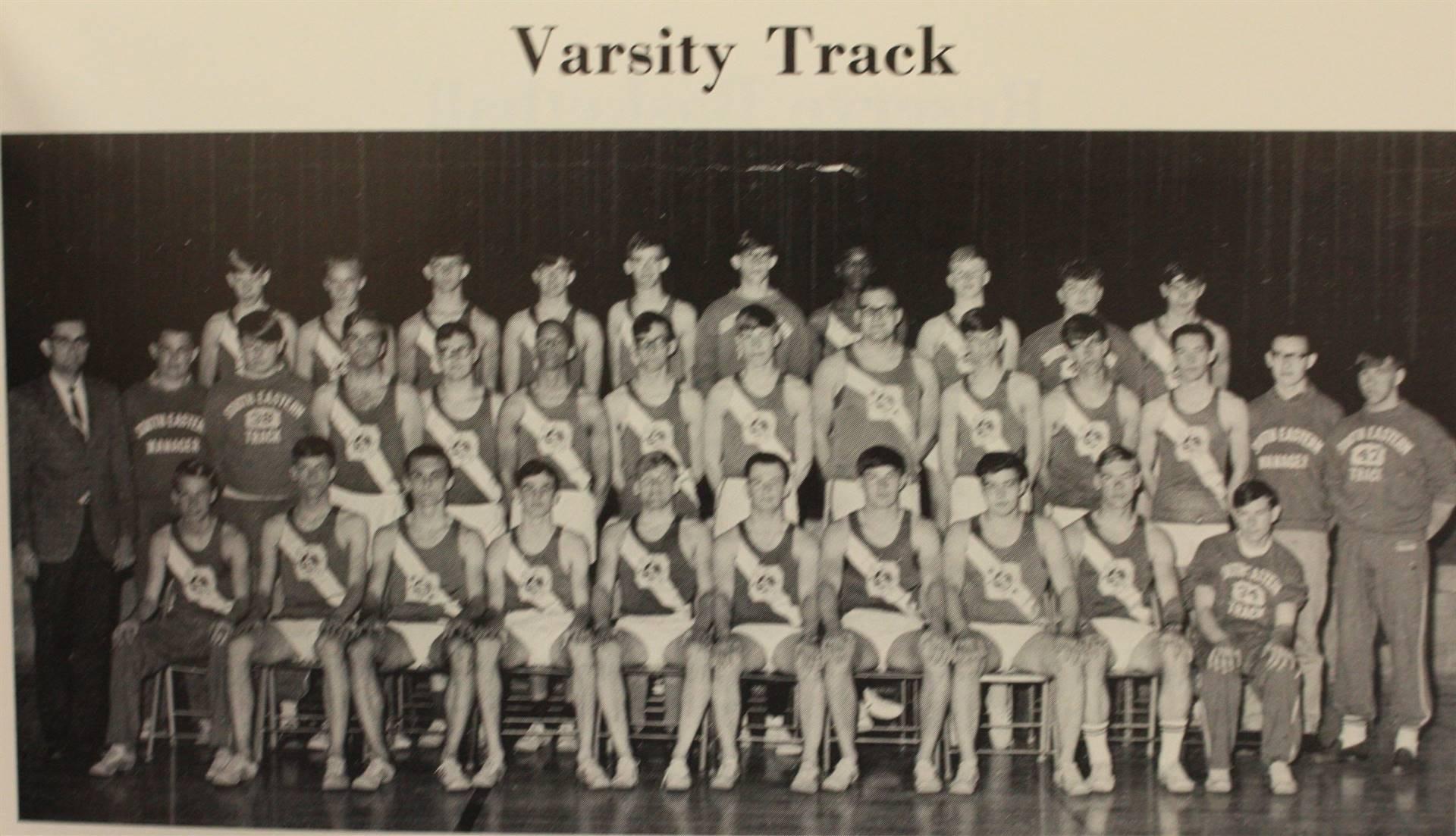 1968 Varsity Track