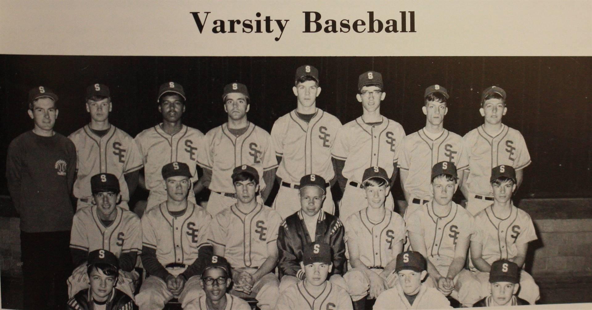 1968 Varsity Baseball