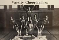 1968 Varsity Cheerleaders